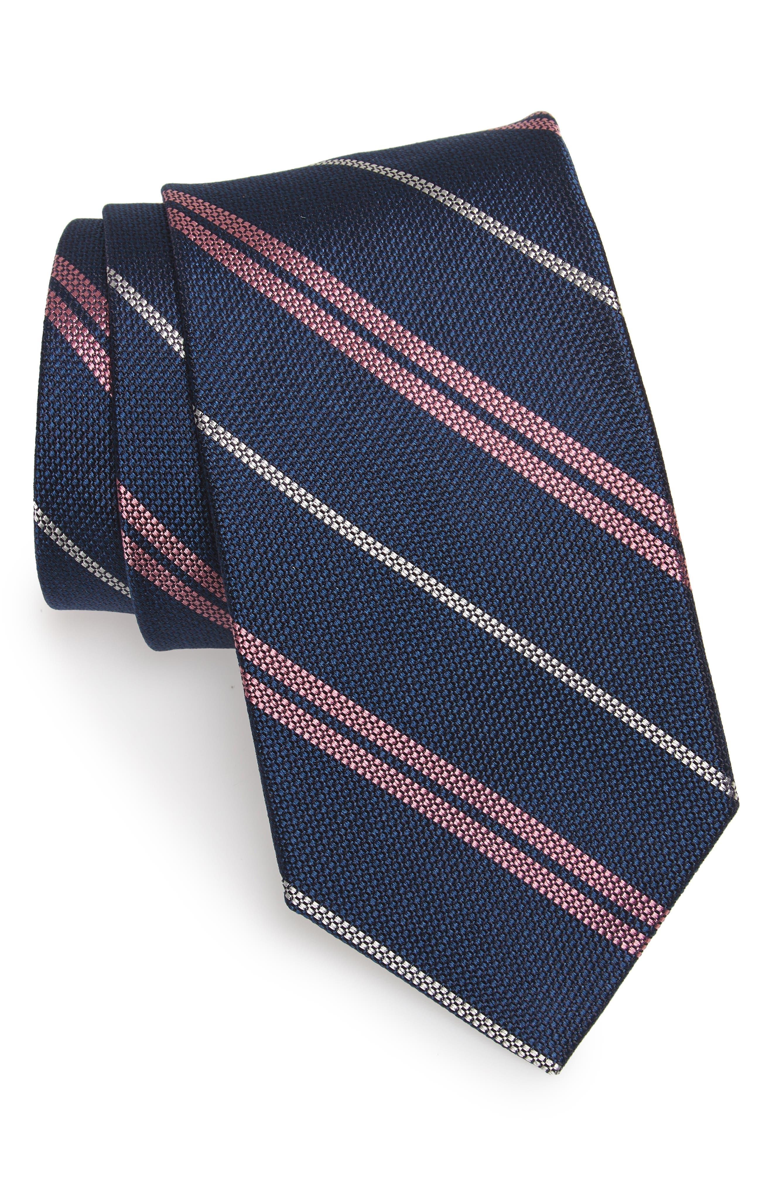 Bonobos Merida Stripe Silk Tie