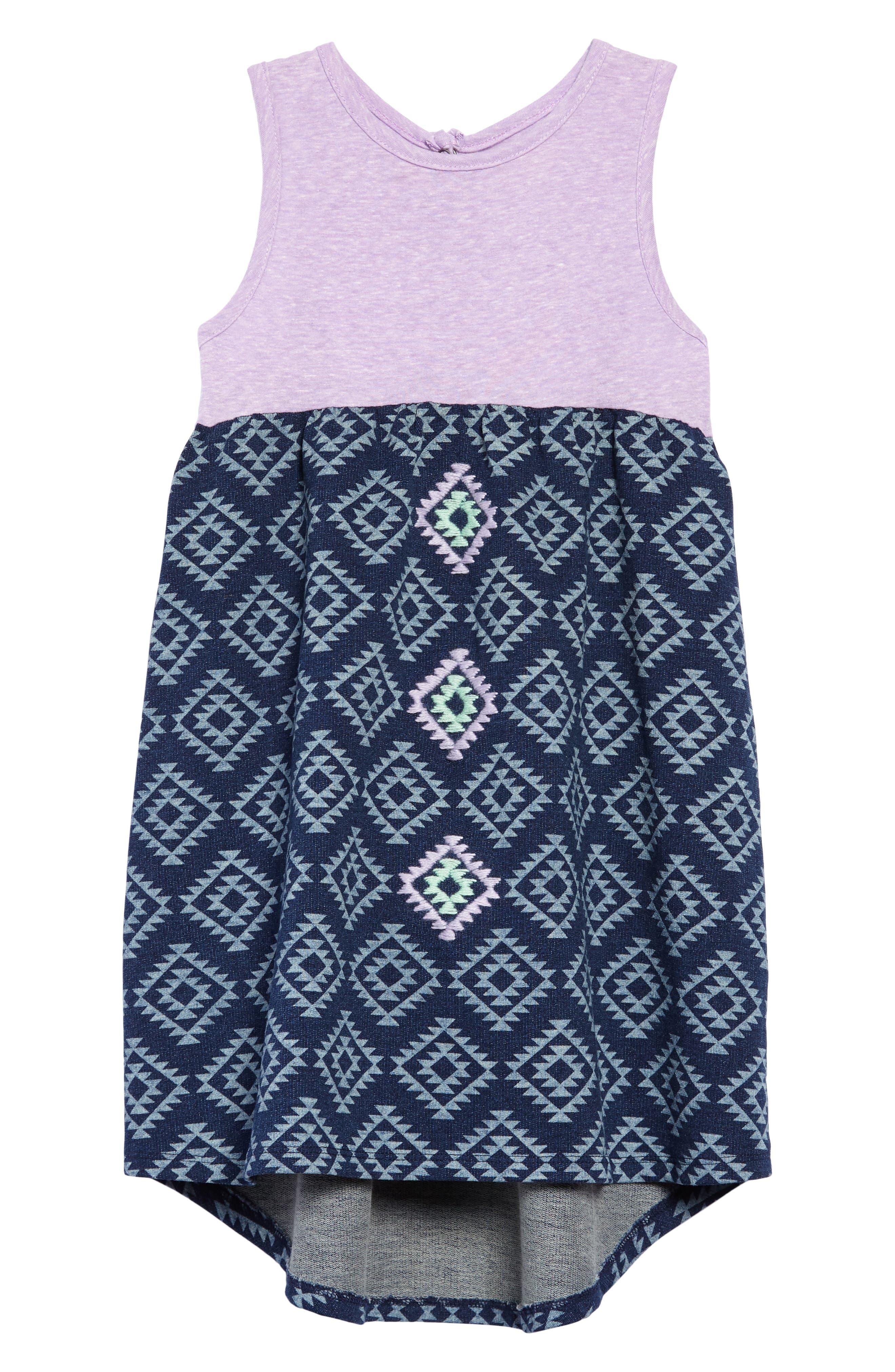 Miki Miette Alessandra Dress (Toddler Girls & Little Girls)