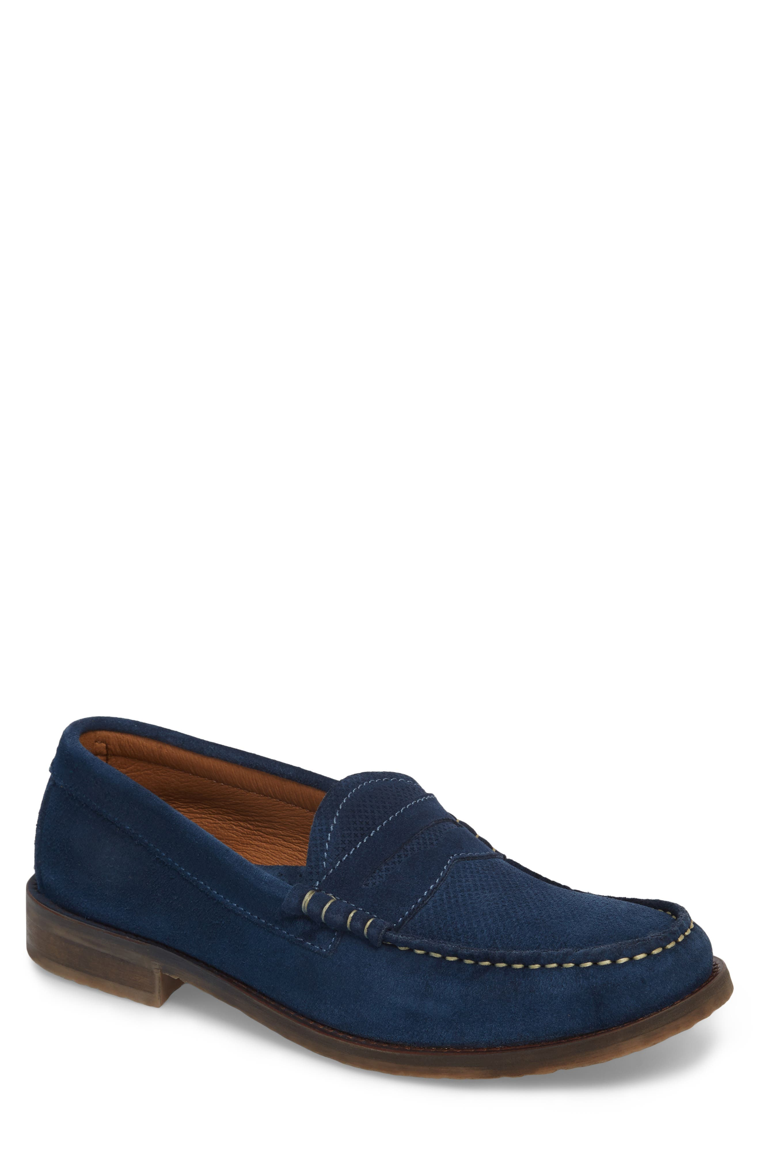 Pajar Wayne Textured Penny Loafer (Men)