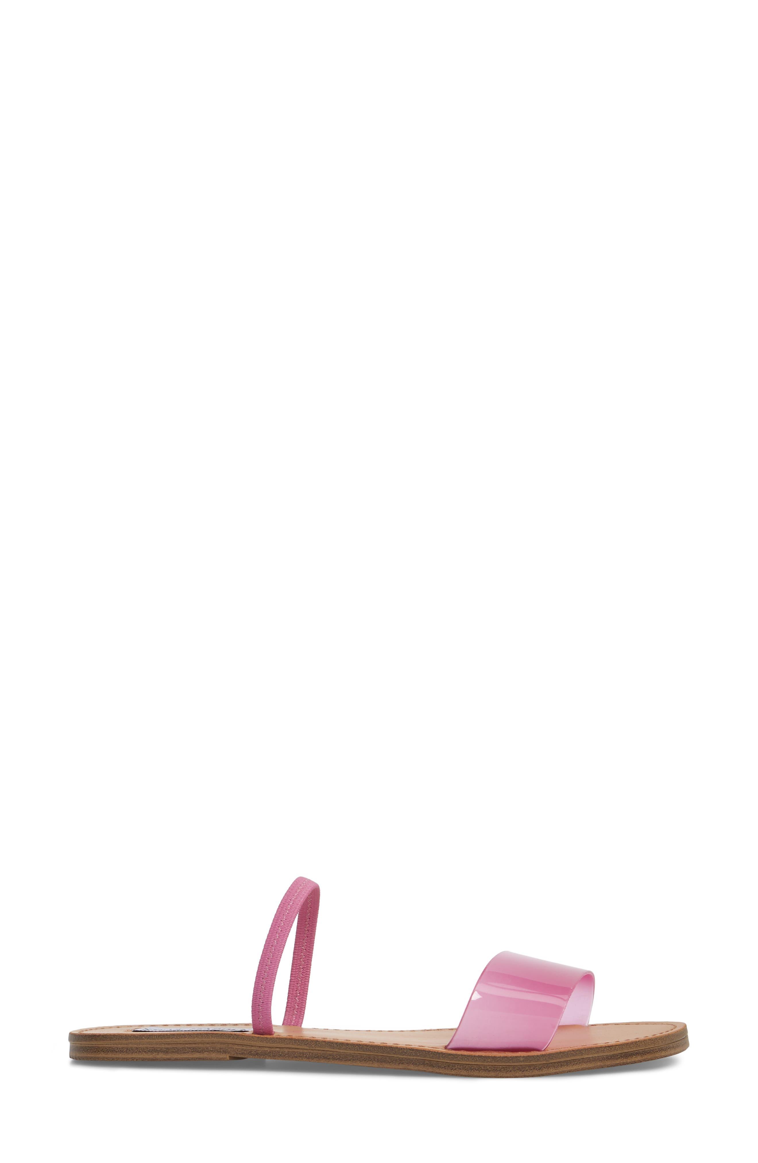 Alternate Image 3  - Steve Madden Dasha Strappy Slide Sandal (Women)