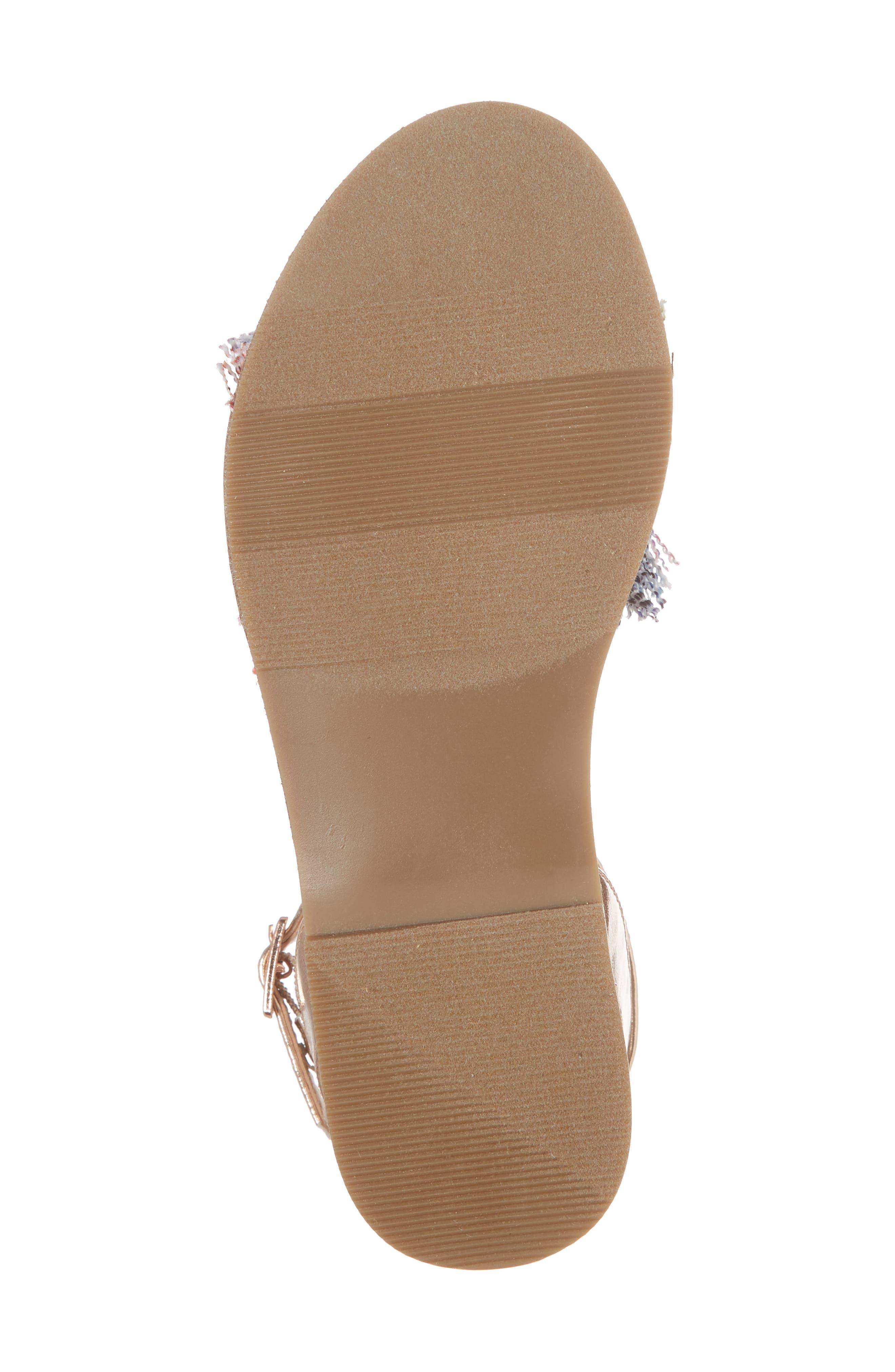 JVILLA Ankle Strap Sandal,                             Alternate thumbnail 6, color,                             Tie Dye
