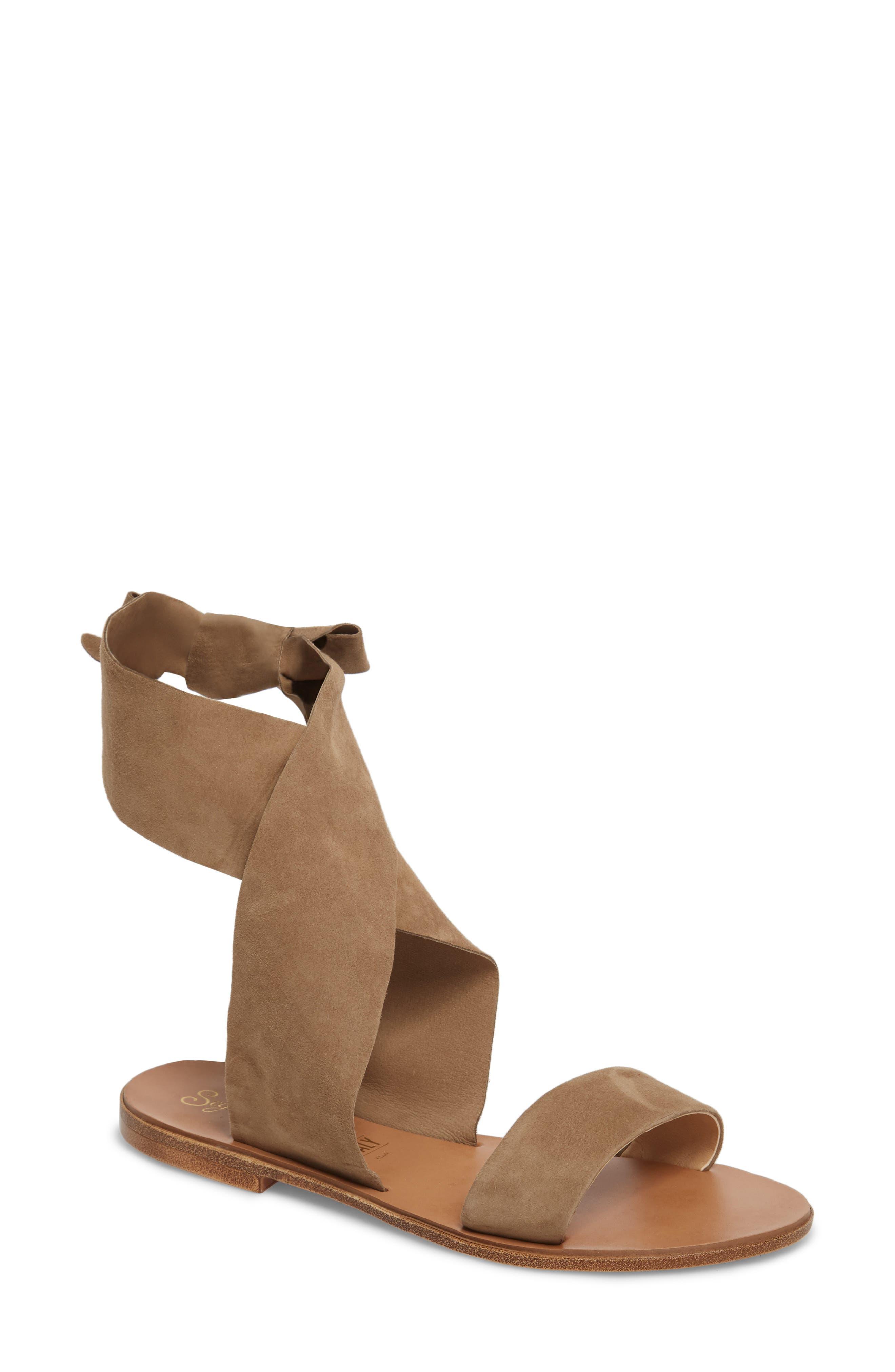 Seychelles Women's Ankle Strap Sandal oJQ53E
