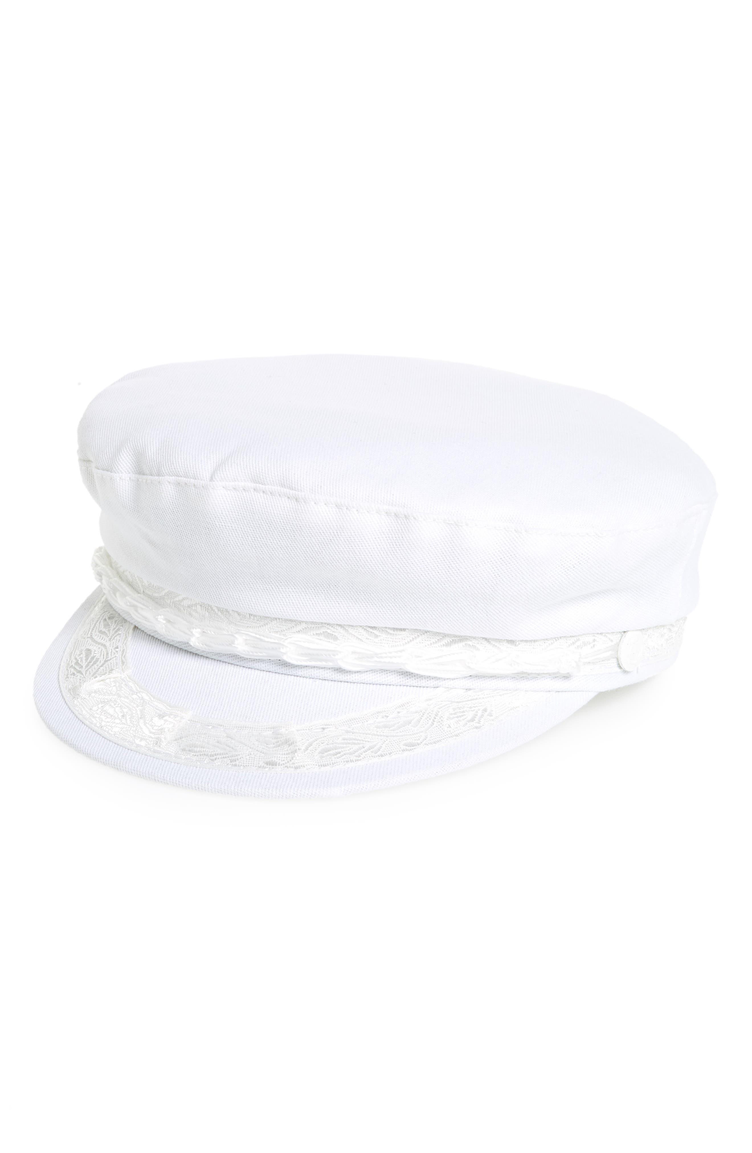 Brooklyn Hat Co Cotton Baker Boy Hat