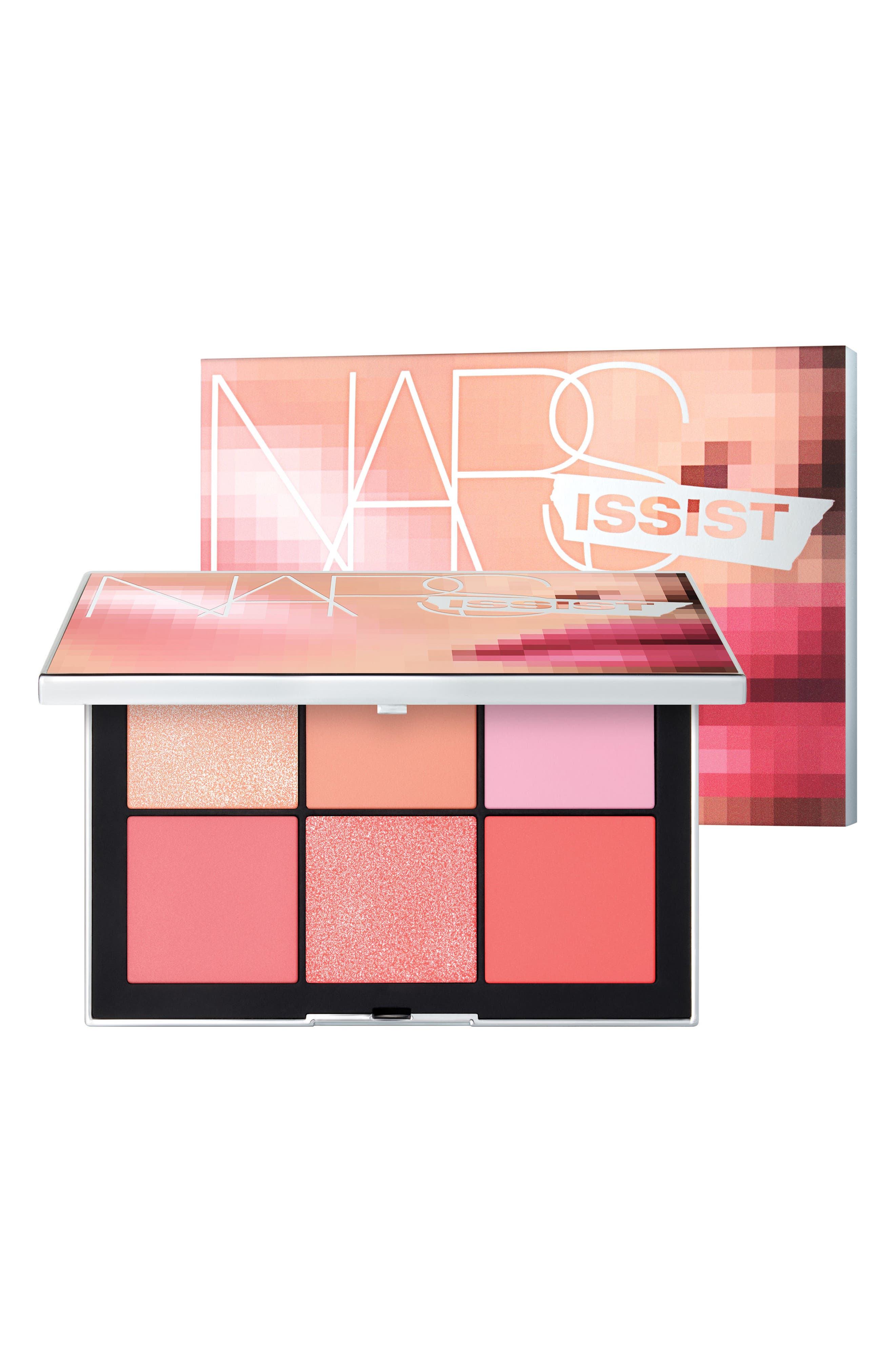 Alternate Image 8  - NARS NARSissist Wanted Cheek Palette I (Limited Edition) ($146 Value)