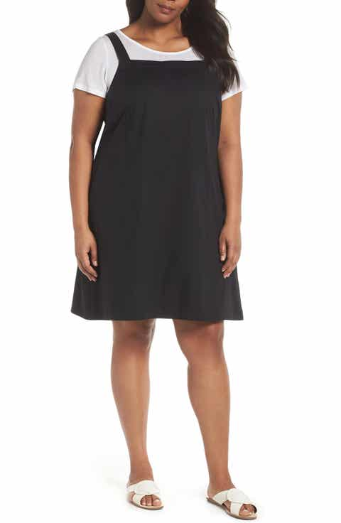 Women\'s Eileen Fisher Plus-Size Dresses | Nordstrom