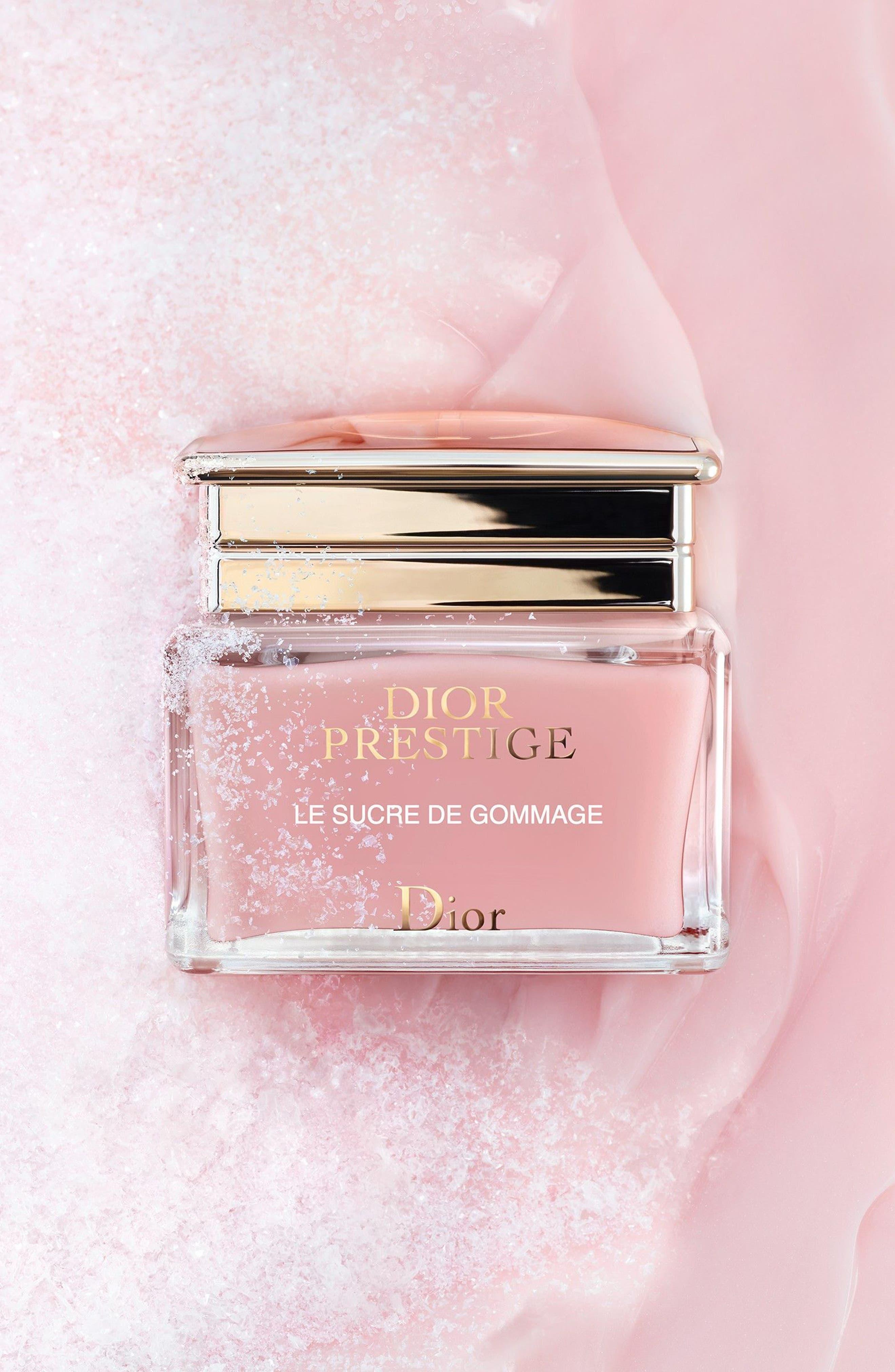 Alternate Image 2  - Dior Le Sucre de Gommage Rose Sugar Scrub