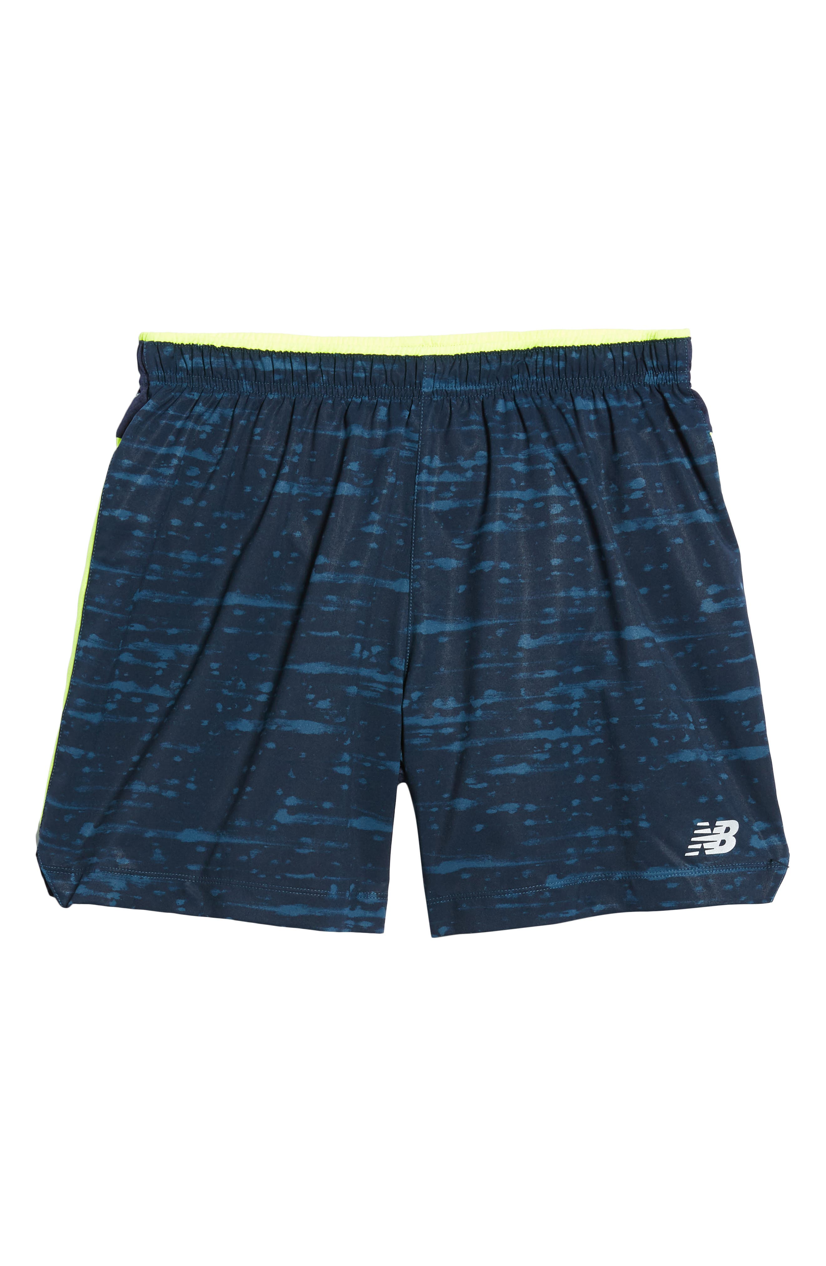 Impact Shorts,                             Alternate thumbnail 5, color,                             North Sea