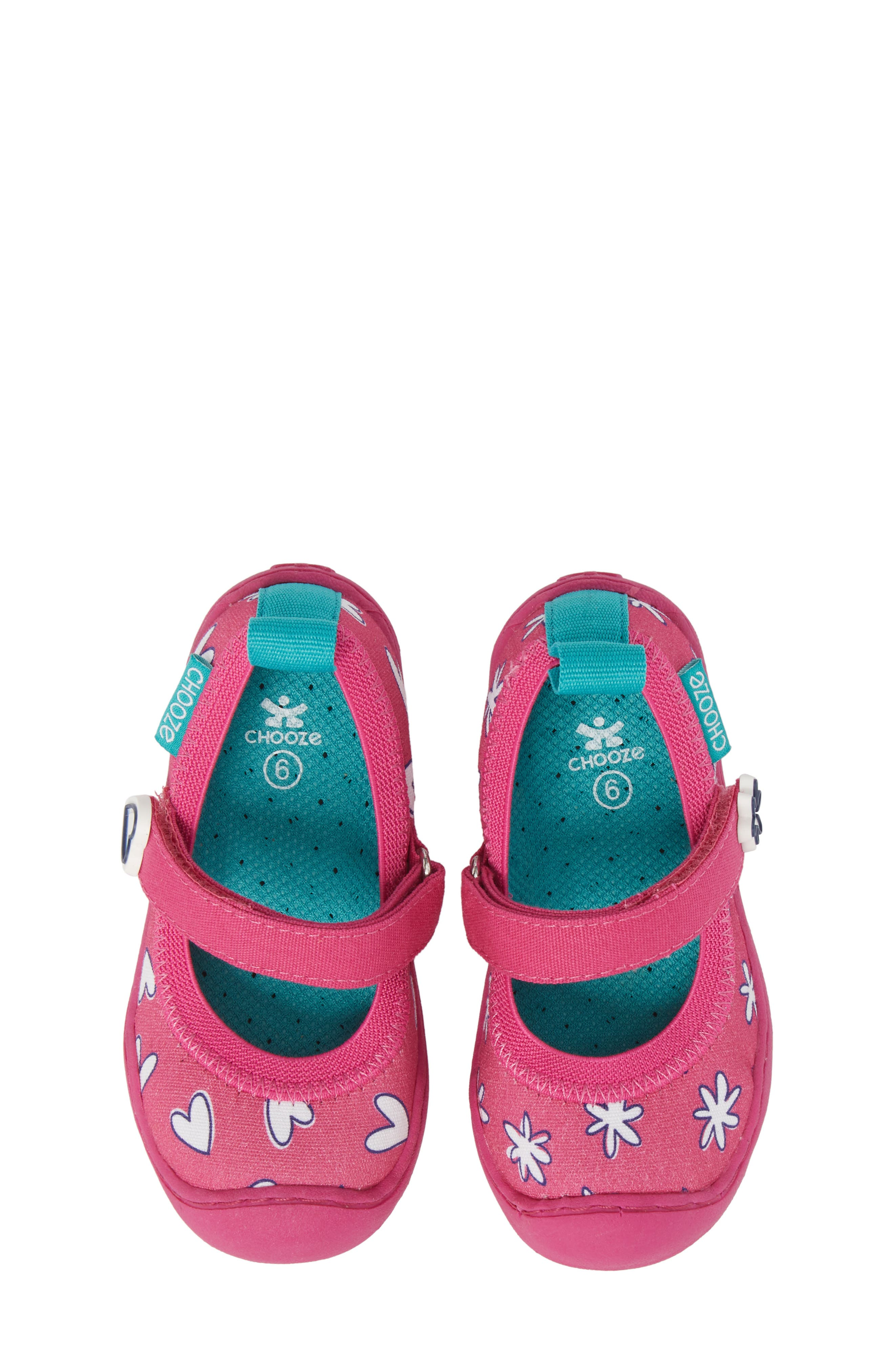 CHOOZE Steady Mary Jane Sneaker (Baby, Walker, Toddler & Little Kid)