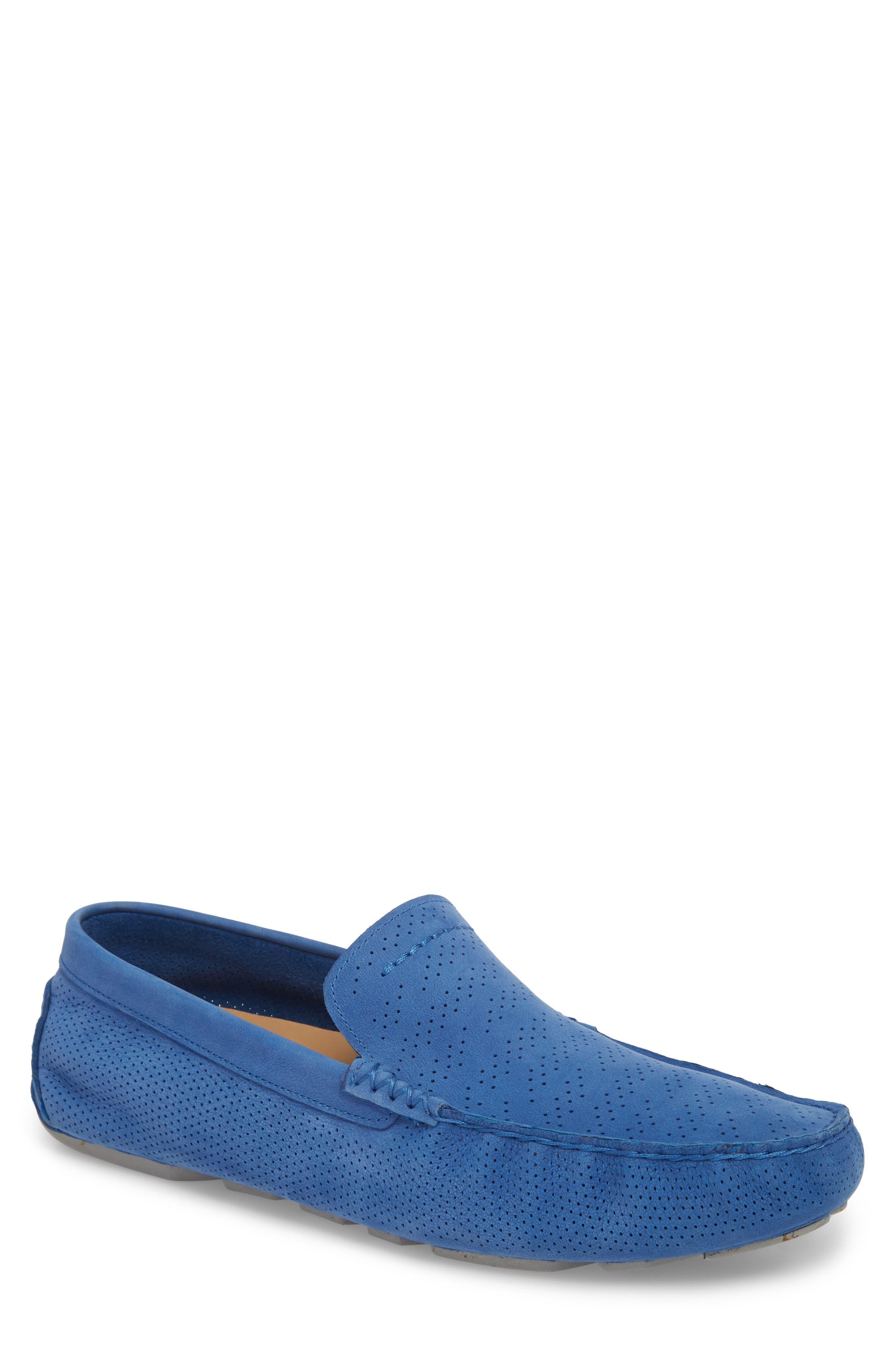 Alternate Image 1 Selected - UGG® Henrick Twinsole® Driving Shoe (Men)