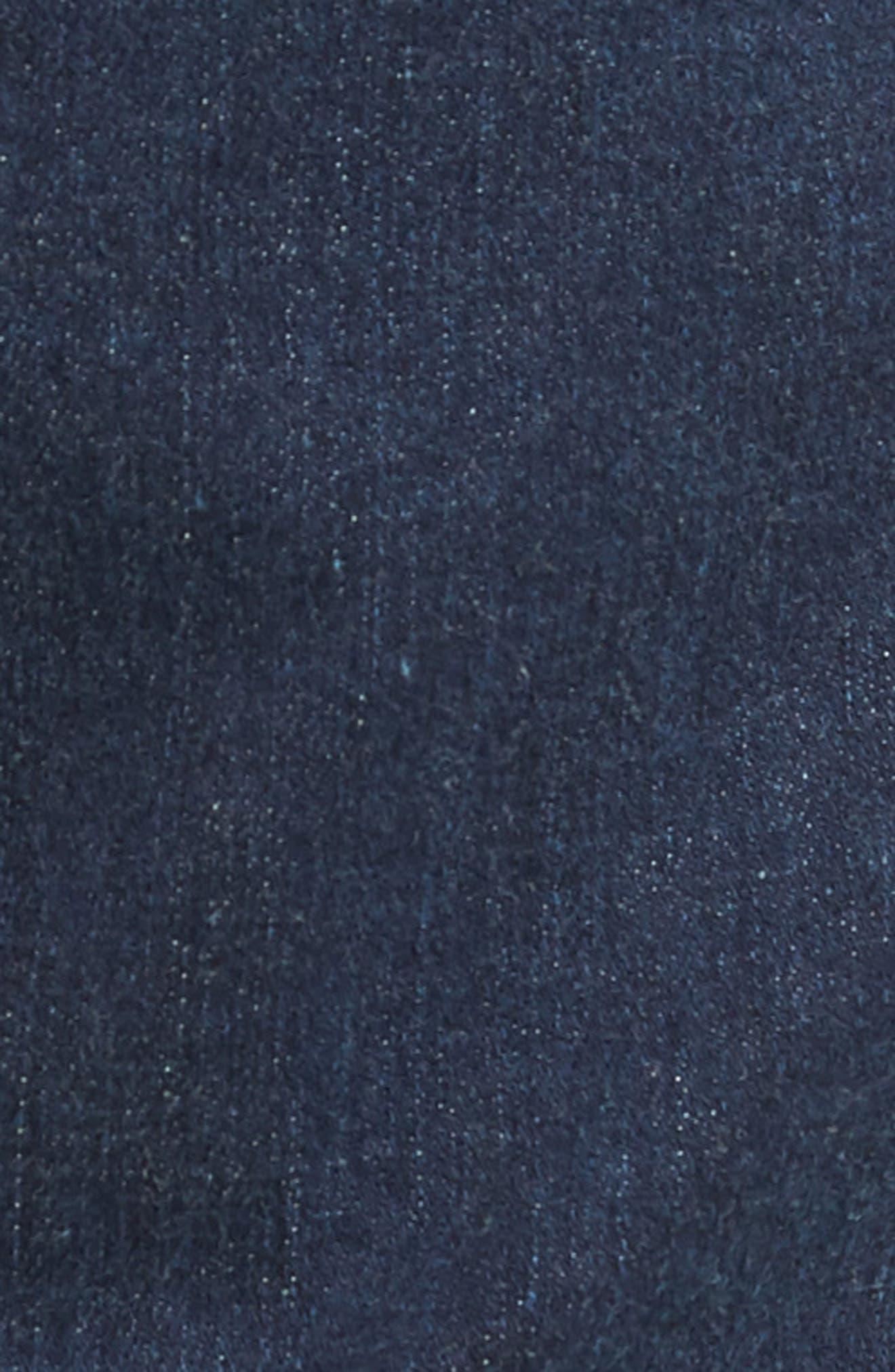 Slim Fit Jeans,                             Alternate thumbnail 5, color,                             Brett