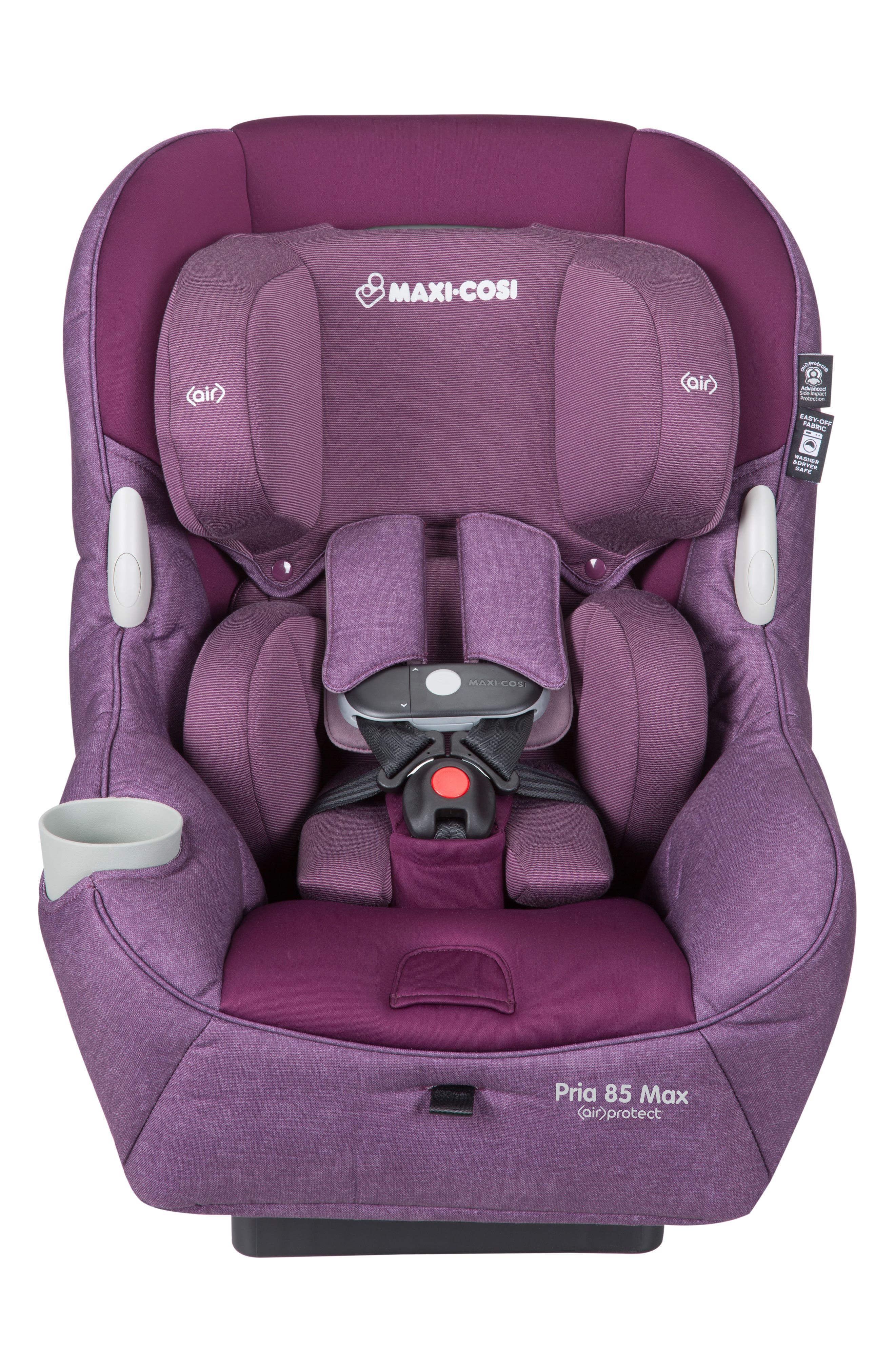 Pria<sup>™</sup> 85 Max Nomad Collection Convertible Car Seat,                         Main,                         color, Nomad Purple