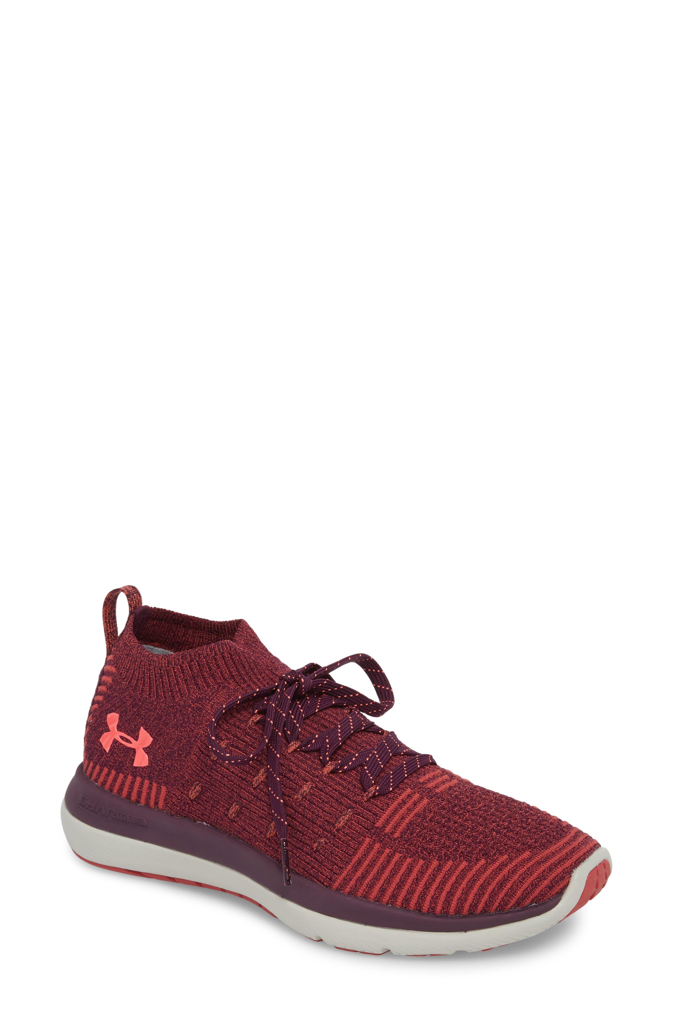 Slingflex Rise Sneaker,                             Main thumbnail 1, color,                             Merlot/ Rustic Red/ Brilliance