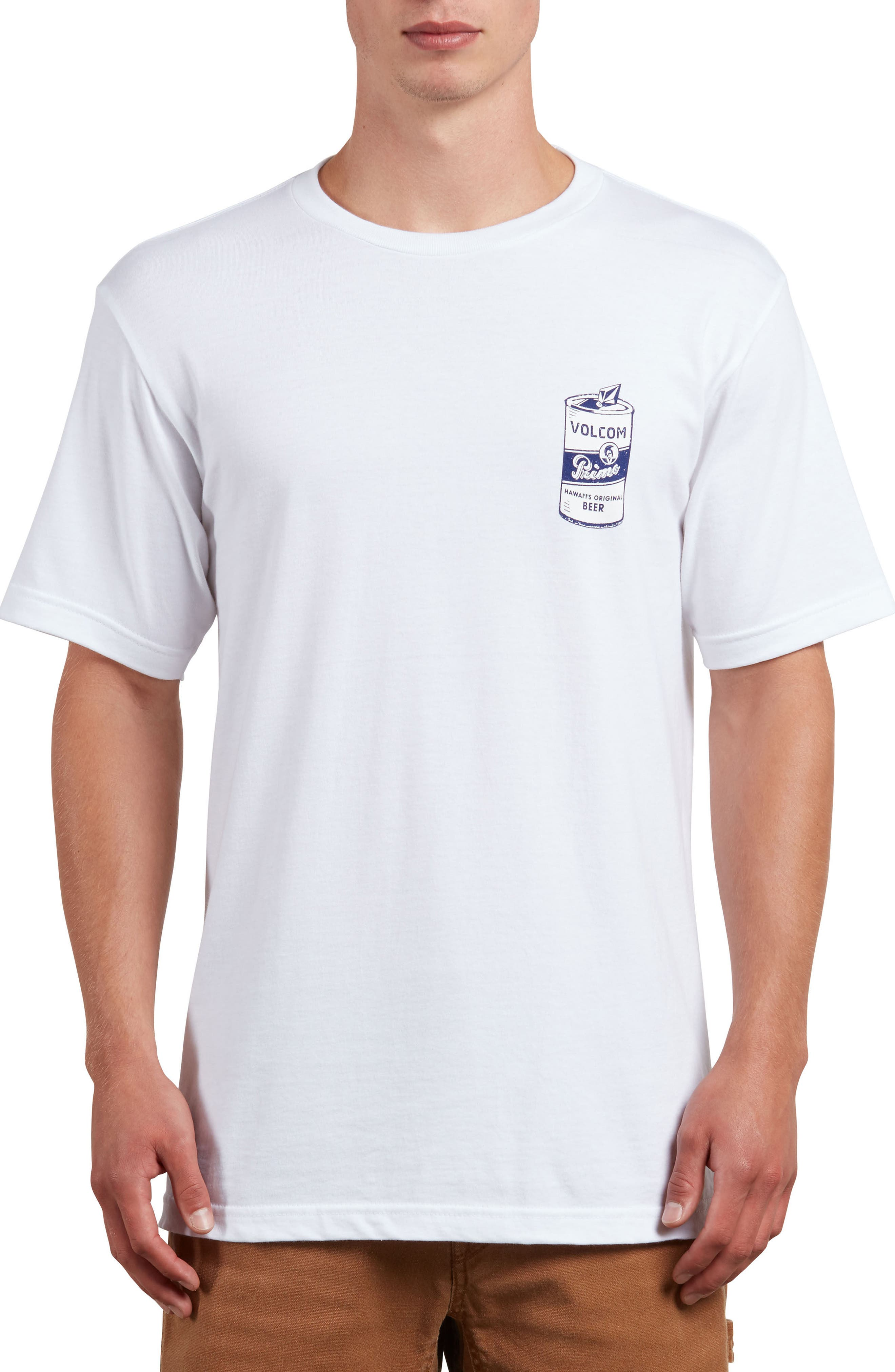 Primo Chug T-Shirt,                             Main thumbnail 1, color,                             White