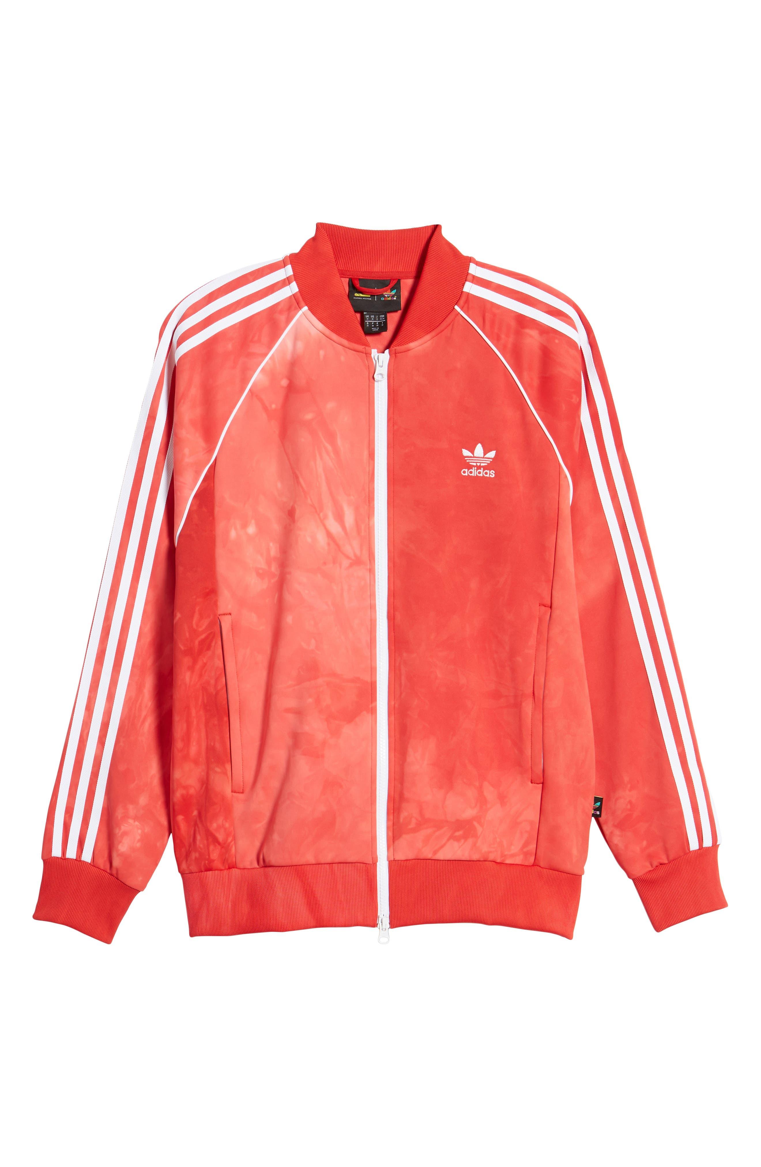 Alternate Image 6  - adidas Originals Hu Holi Track Jacket