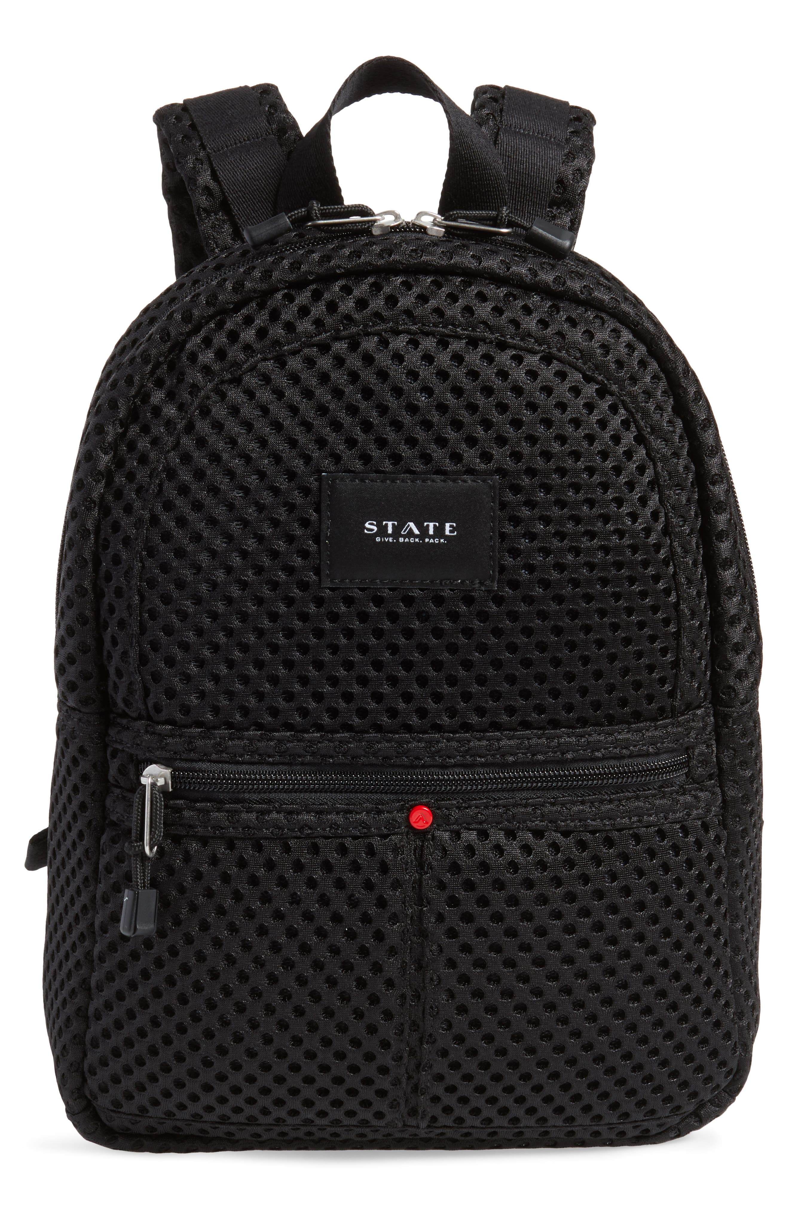 STATE Bags Lacrosse Mini Lorimer Mesh Backpack