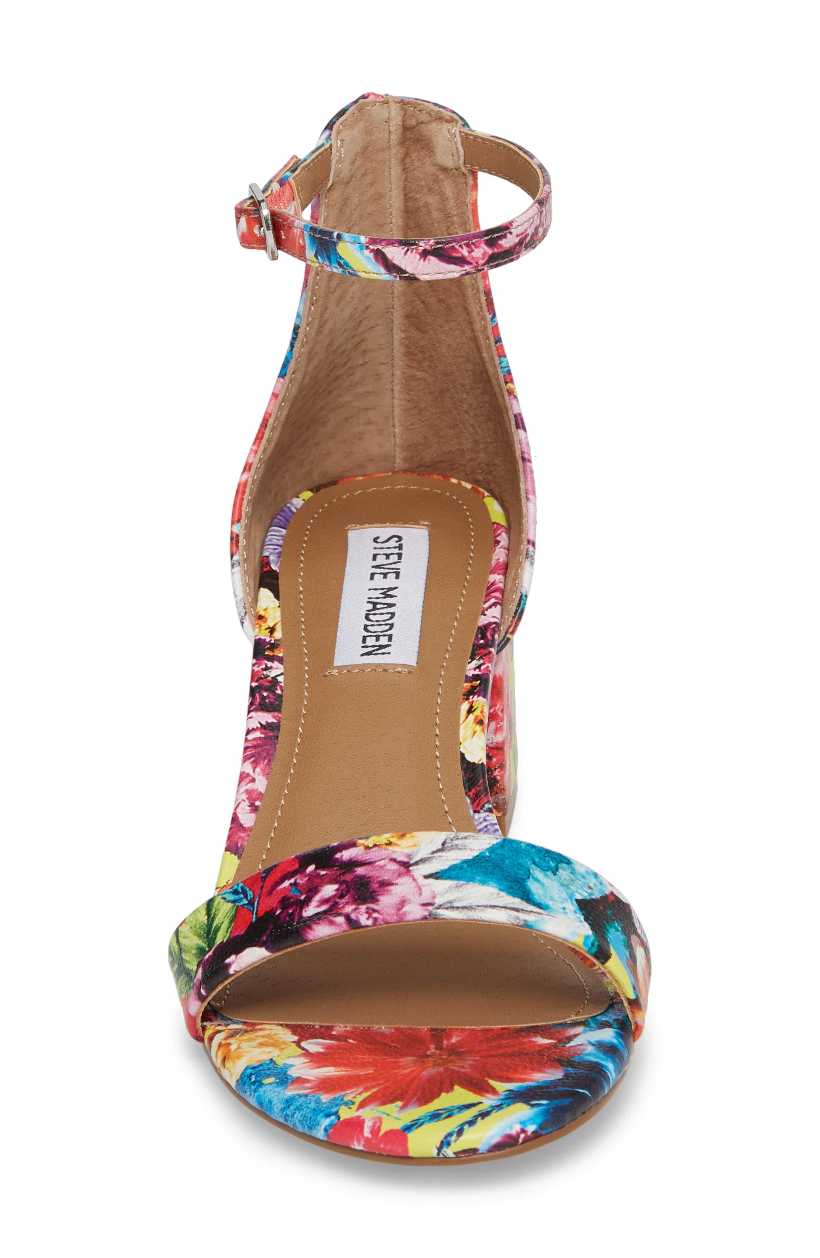 Alternate Image 9  - Steve Madden Irenee Ankle Strap Sandal (Women)