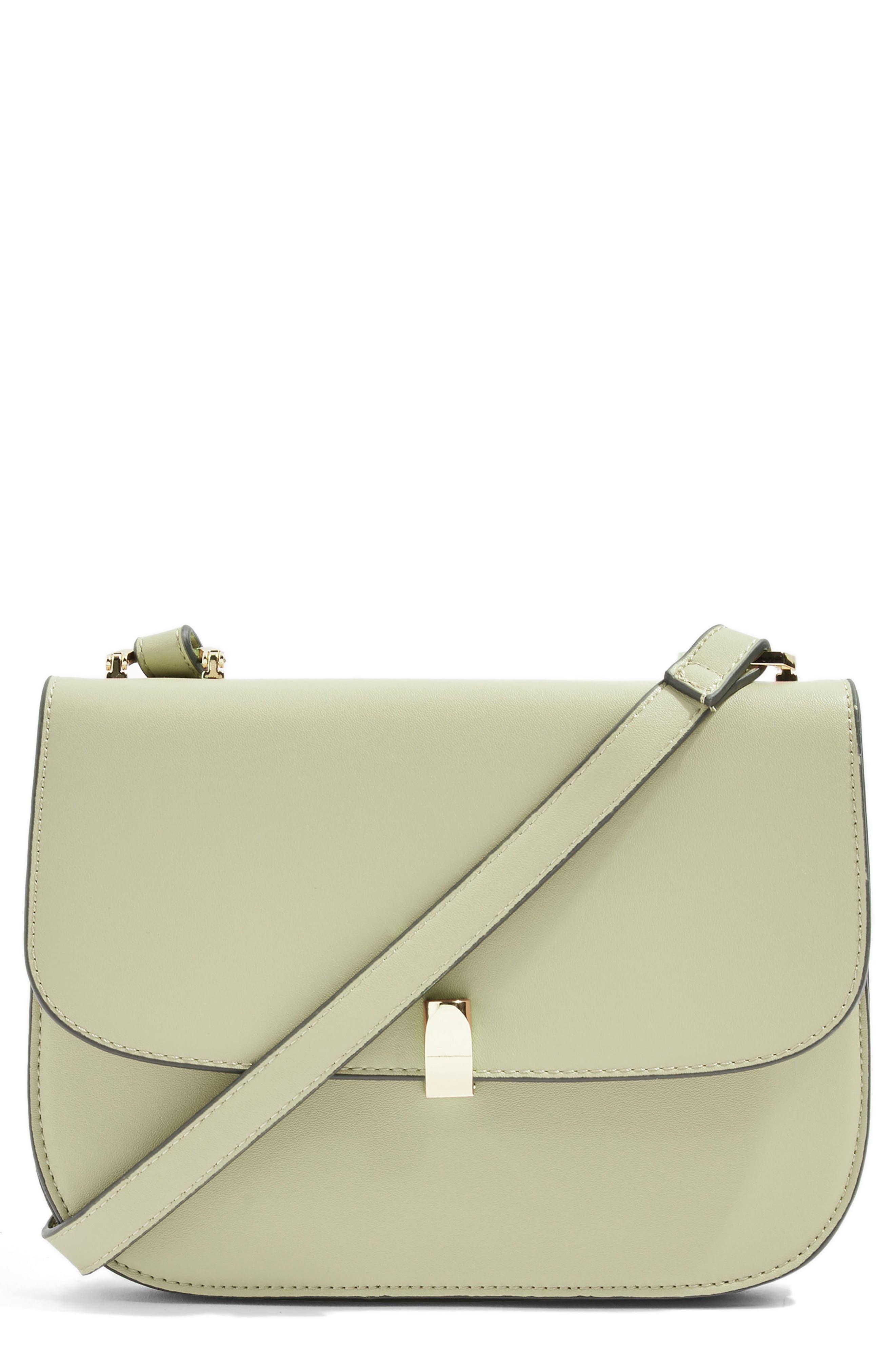 Ottie Crossbody Bag,                         Main,                         color, Green