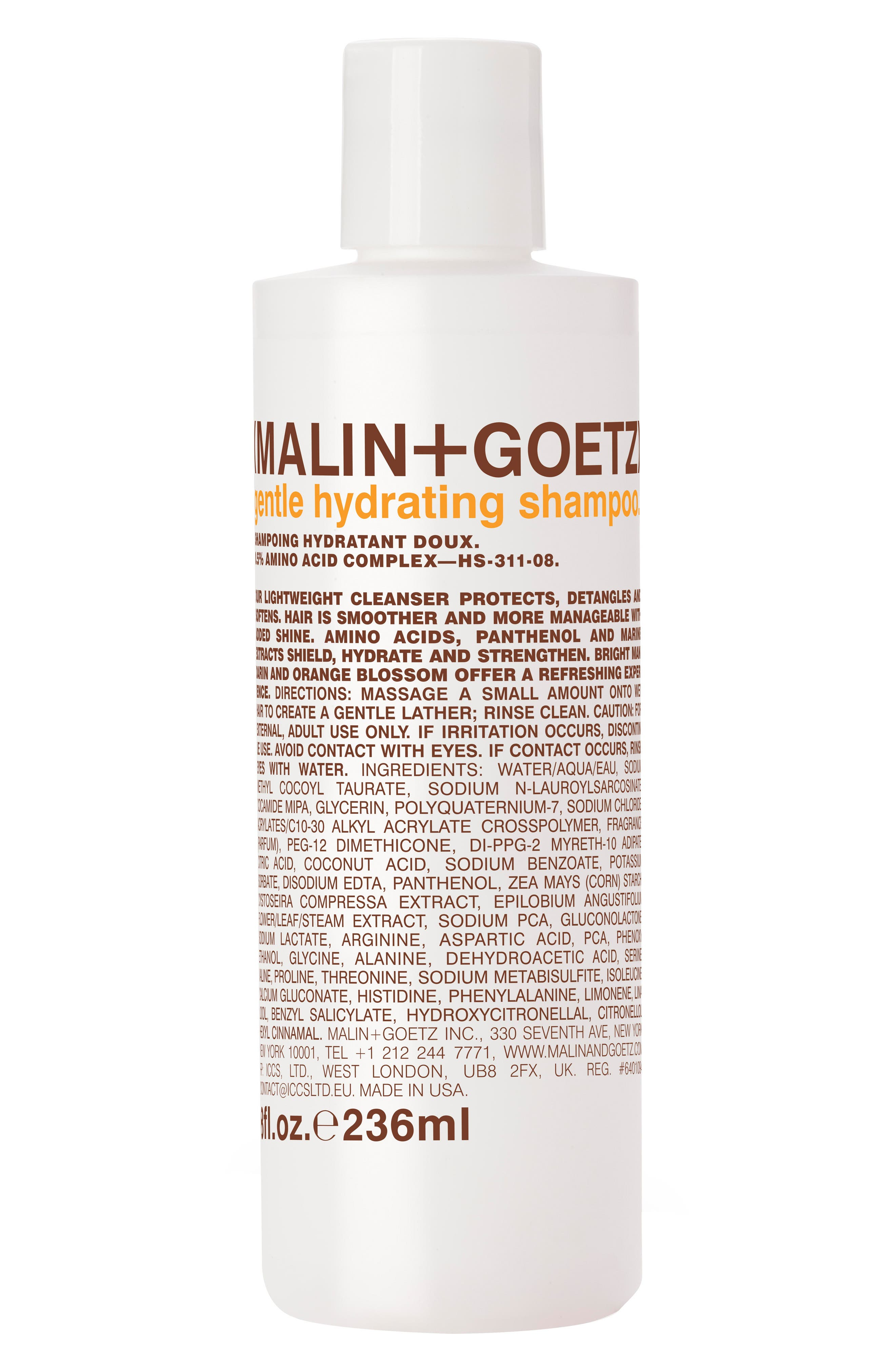 Gentle Hydrating Shampoo,                         Main,                         color, No Color