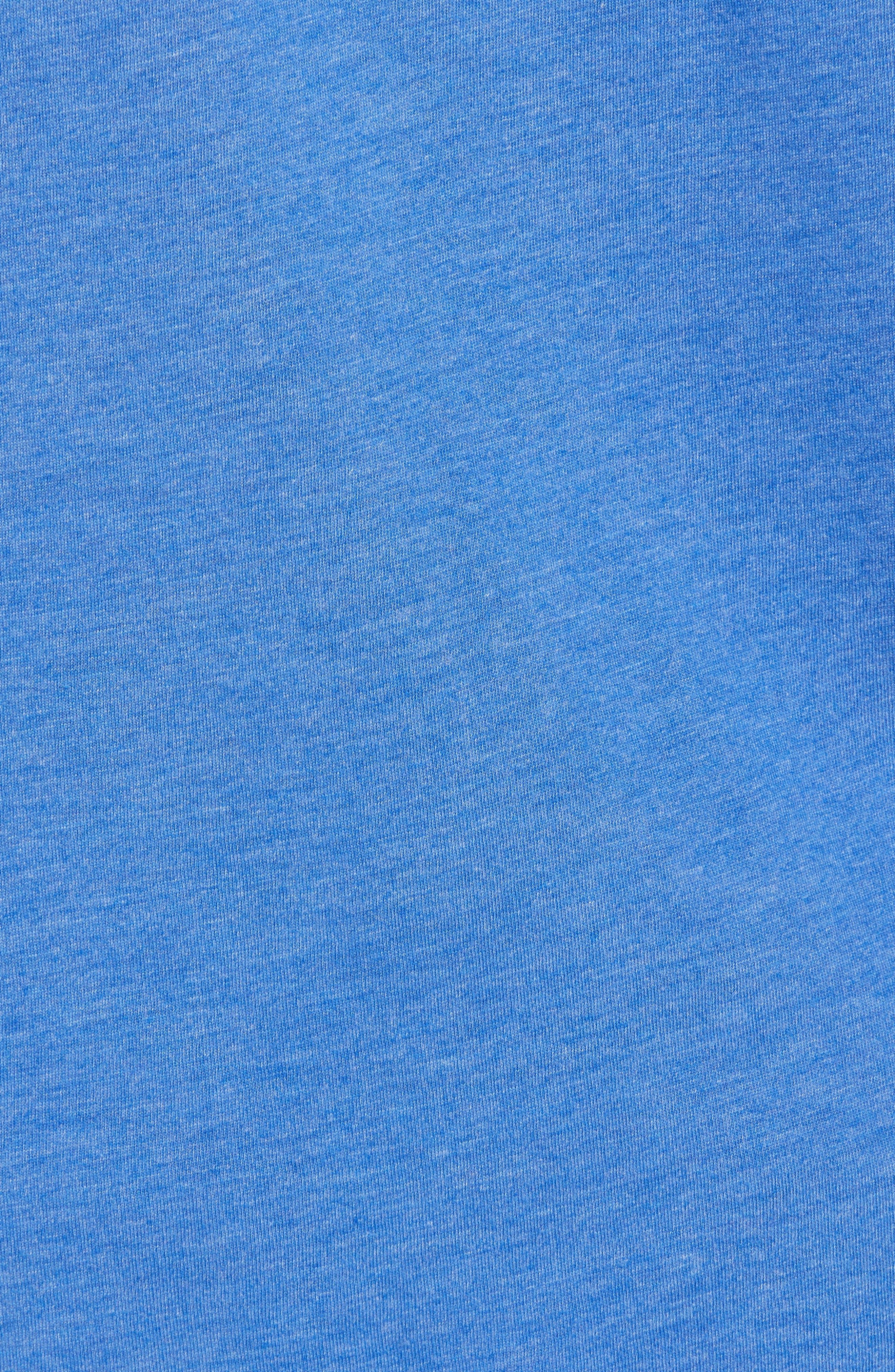 Cali Stripe Graphic T-Shirt,                             Alternate thumbnail 5, color,                             Ripple