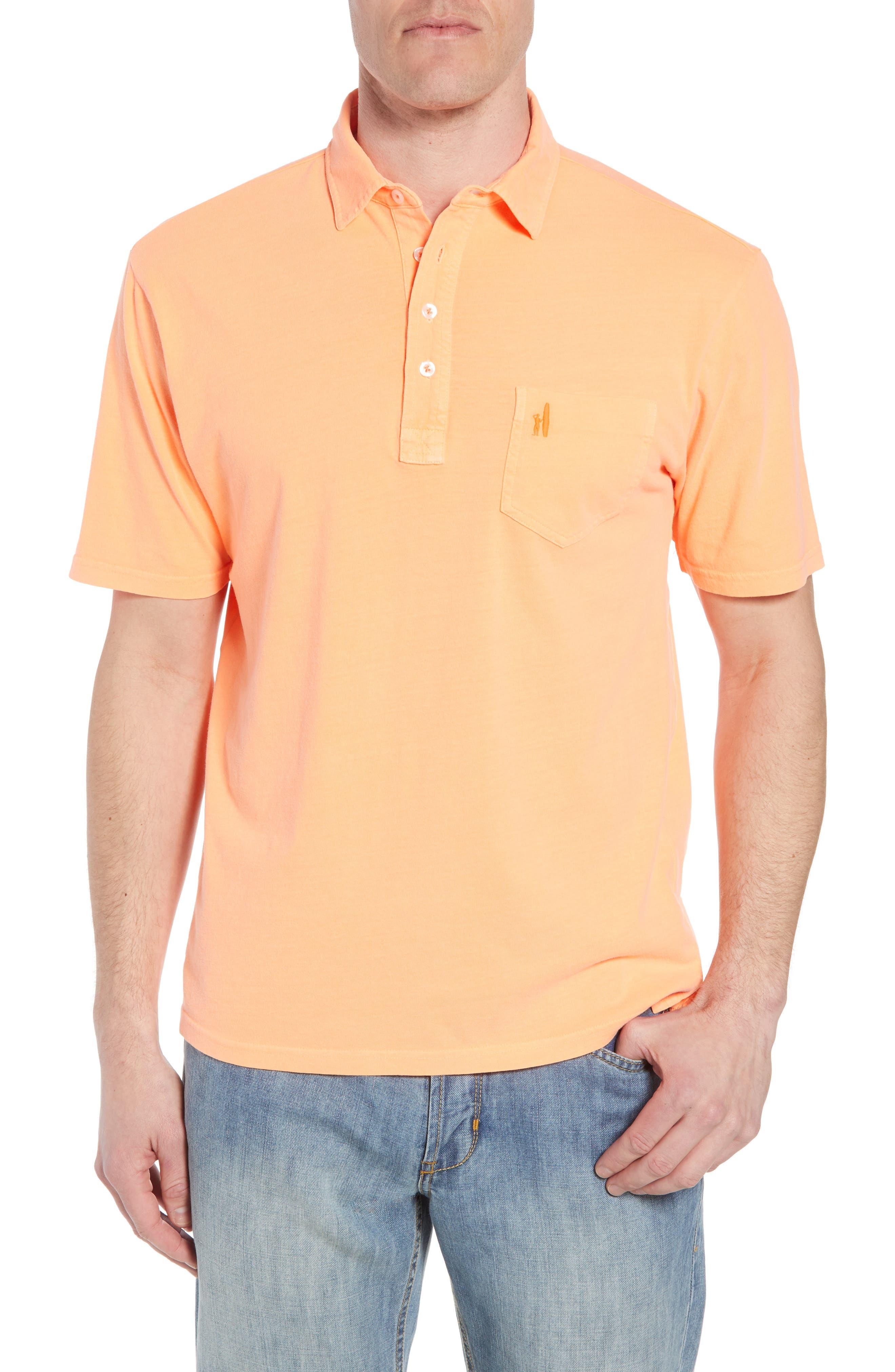 johnnie-o Original Regular Fit Garment Dyed Polo