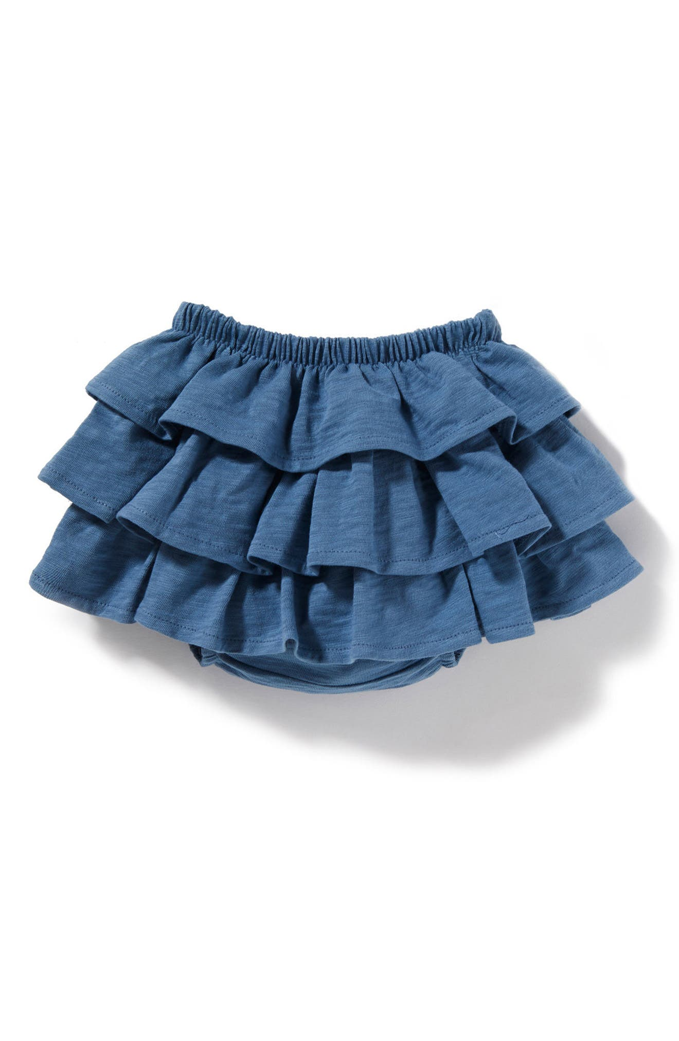 Peek Evie Tiered Ruffle Skirted Bloomers (Baby Girls)