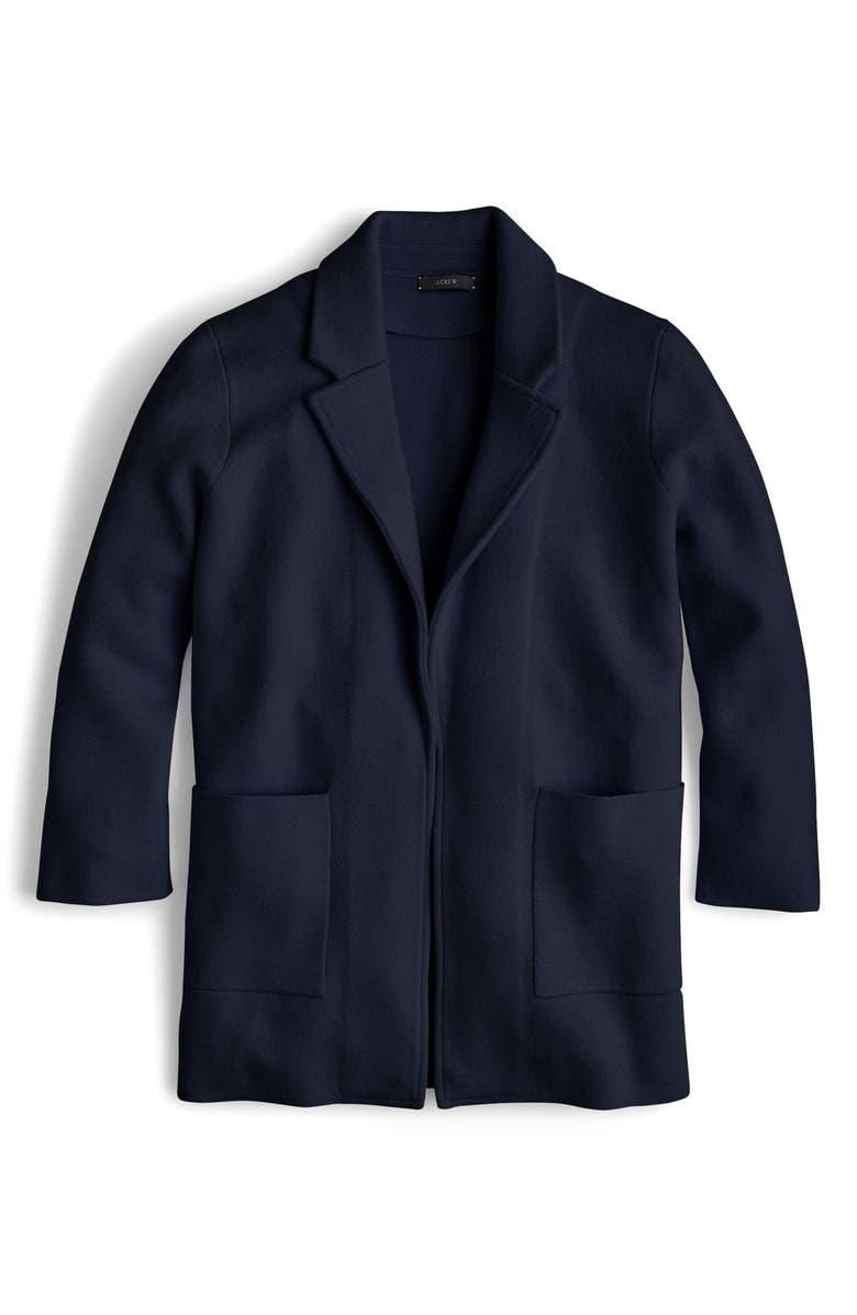 Shoptagr Jcrew New Lightweight Sweater Blazer By J Crew