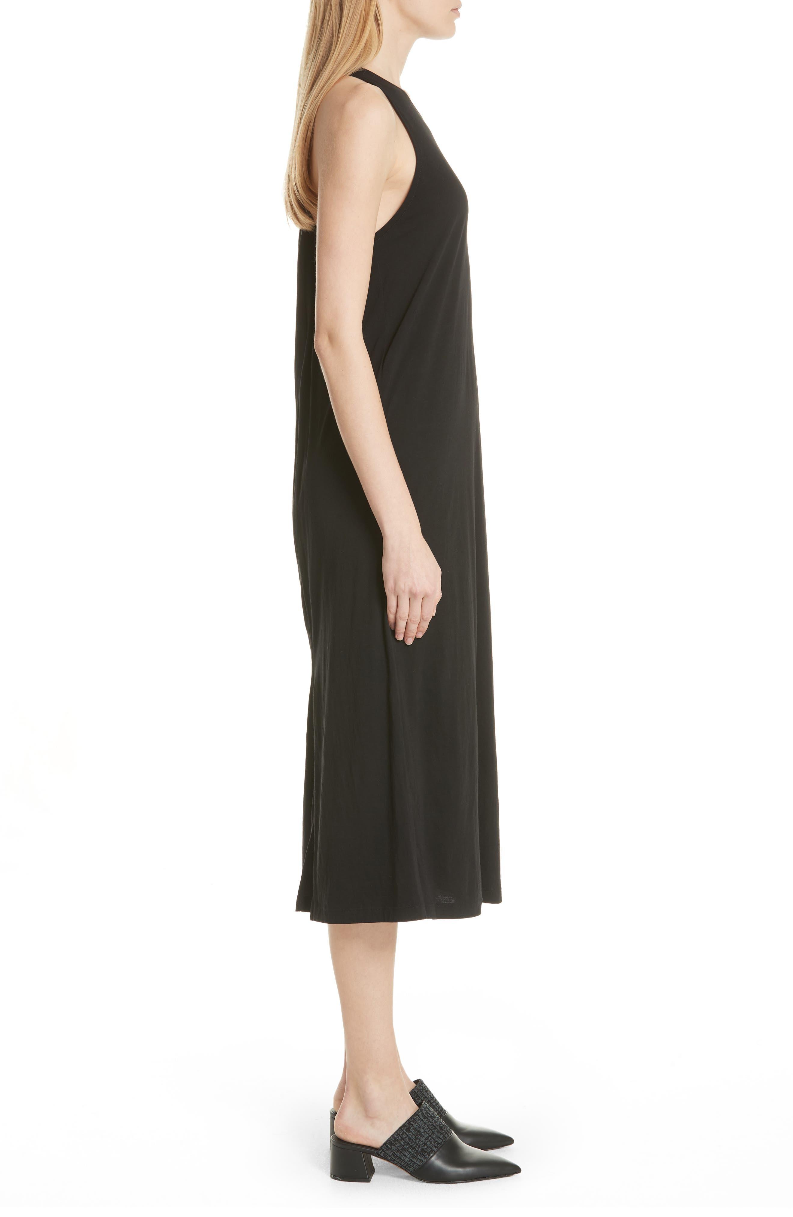 Alternate Image 3  - Vince Twist Back Pima Cotton Dress