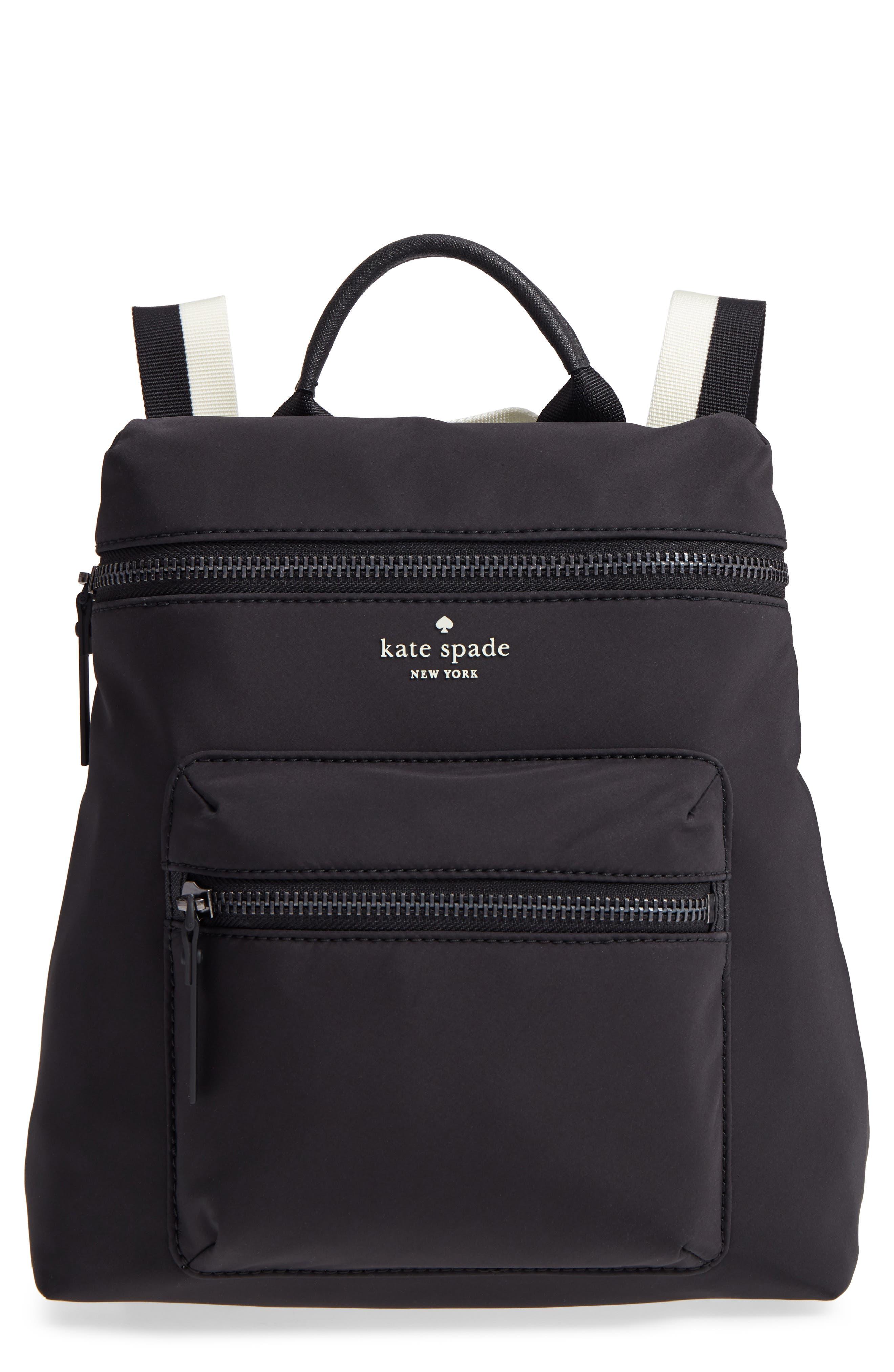 that's the spirit mini nylon convertible backpack,                             Main thumbnail 1, color,                             Black