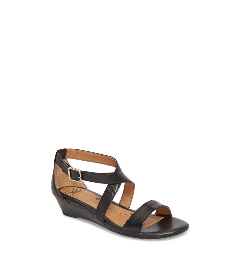 S 246 Fft Innis Low Wedge Sandal Women Nordstrom
