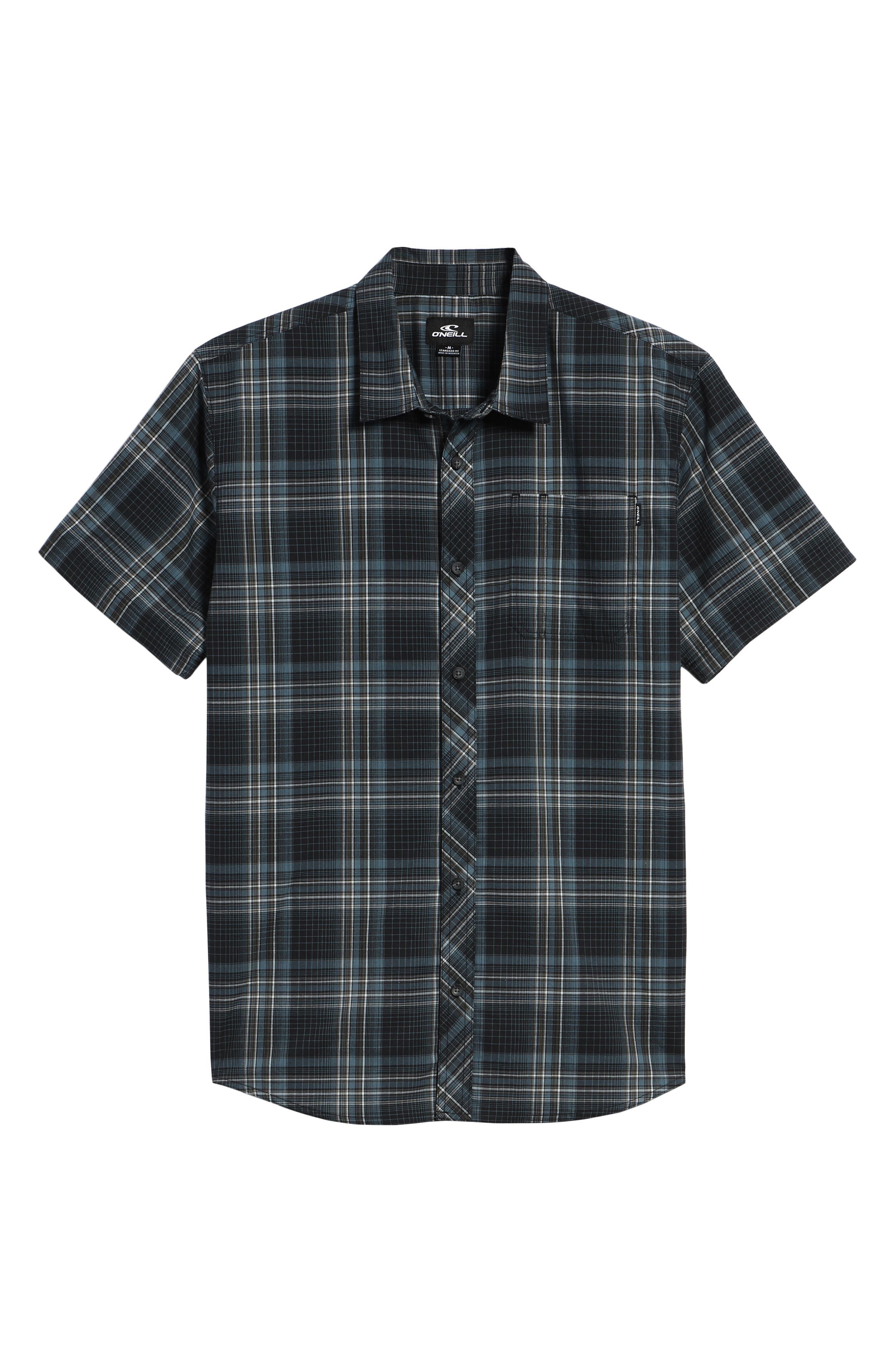 Alternate Image 6  - O'Neill Sturghill Woven Shirt