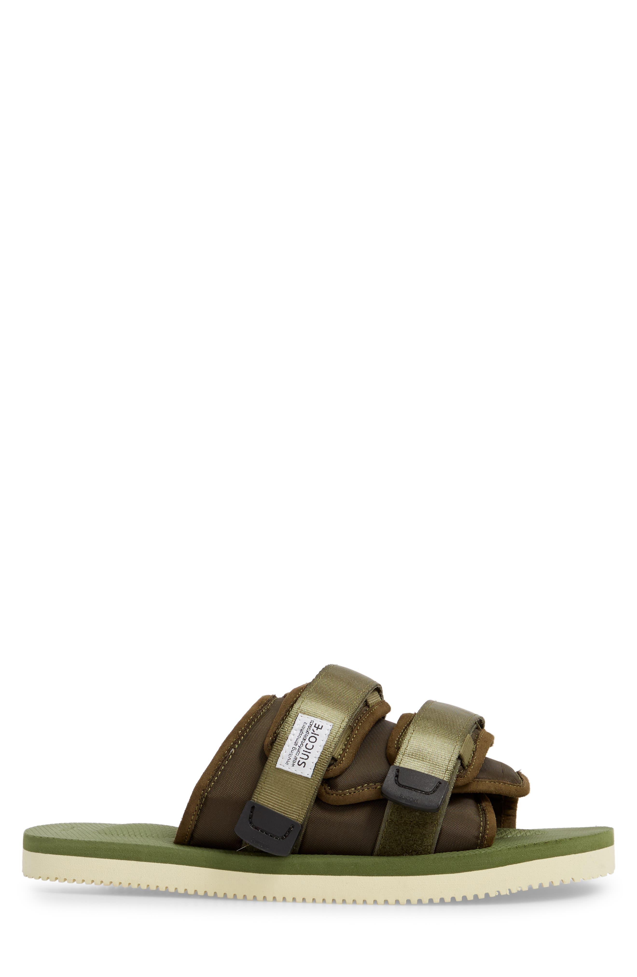 Alternate Image 3  - Suicoke Moto Cab Slide Sandal (Men)