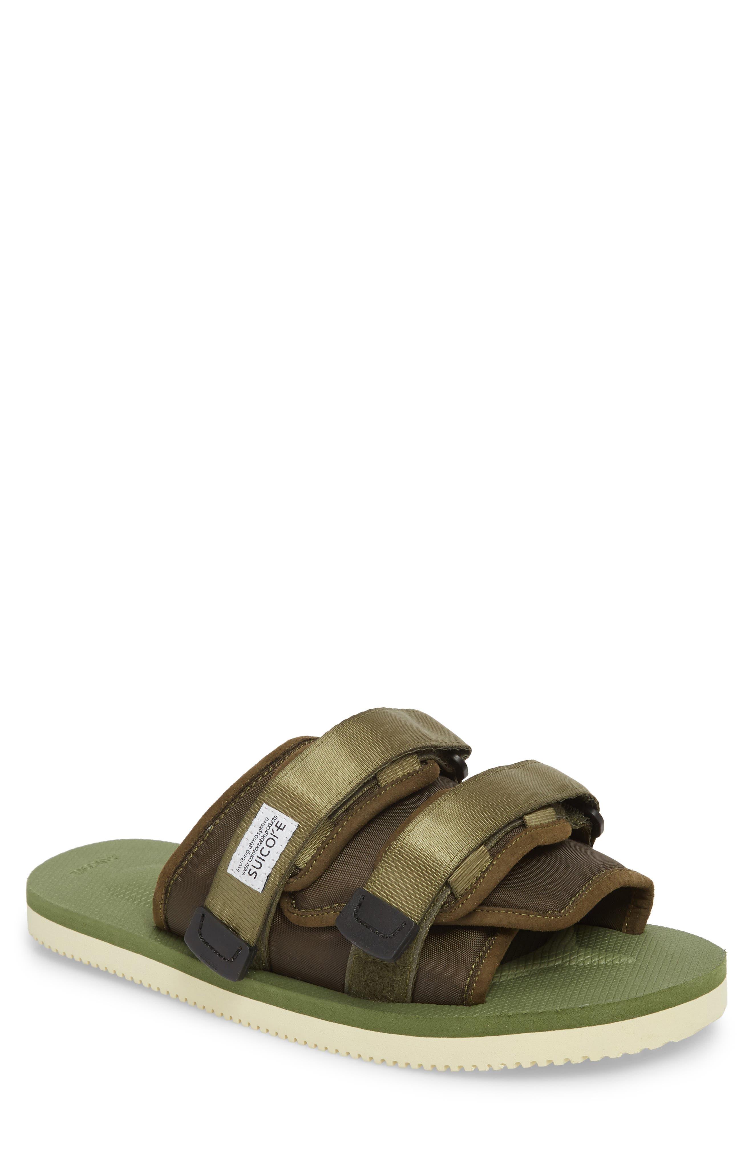 Alternate Image 1 Selected - Suicoke Moto Cab Slide Sandal (Men)