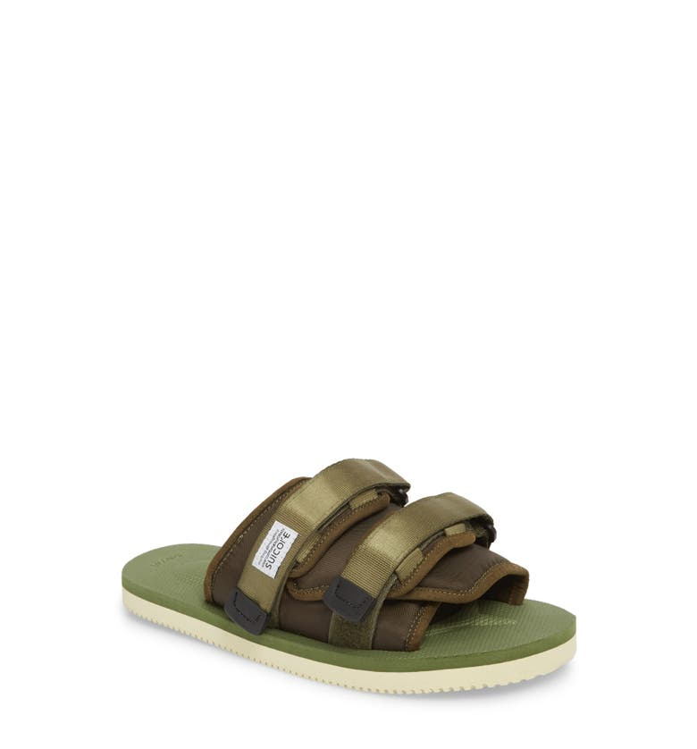 31b08ef9b Shoptagr | Moto Cab Slide Sandal by Suicoke