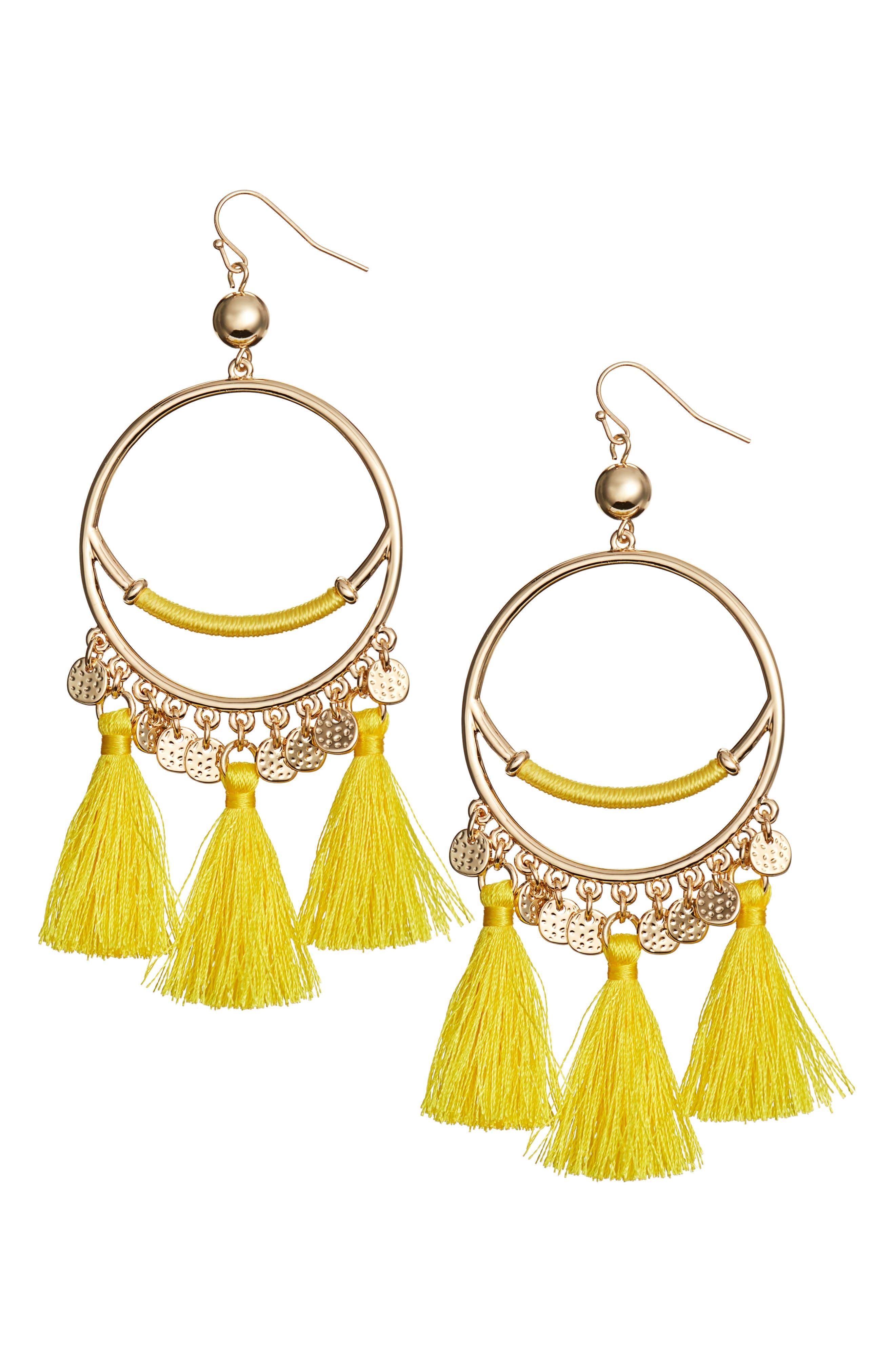 Lilly Pulitzer Surf Tassel Earrings