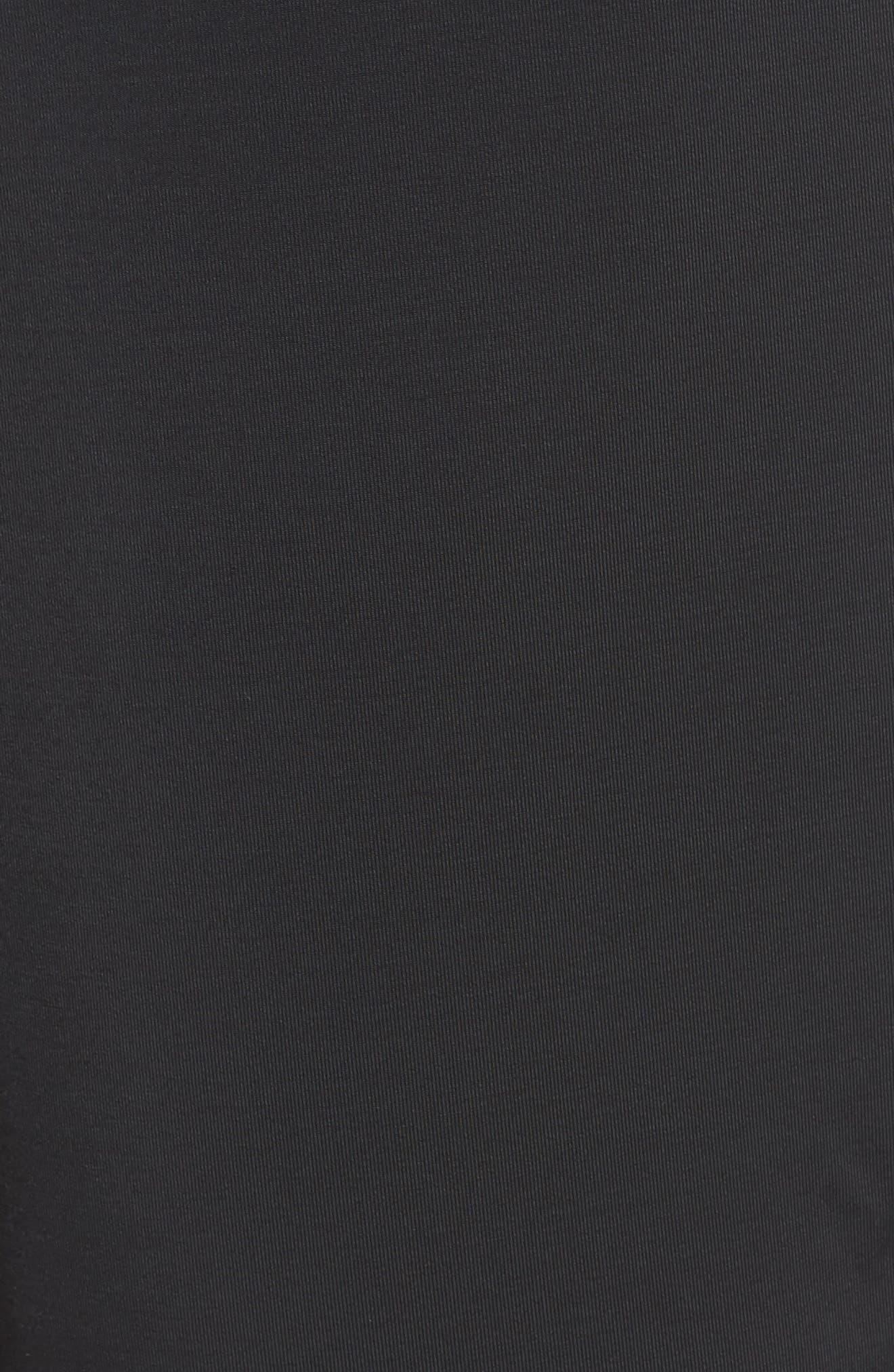 Dry Touch Training Pants,                             Alternate thumbnail 6, color,                             Black/ Black