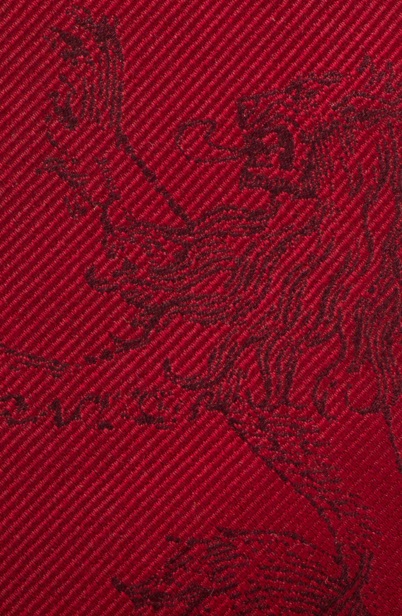 Game of Thrones Lannister Silk Tie,                             Alternate thumbnail 5, color,                             Red