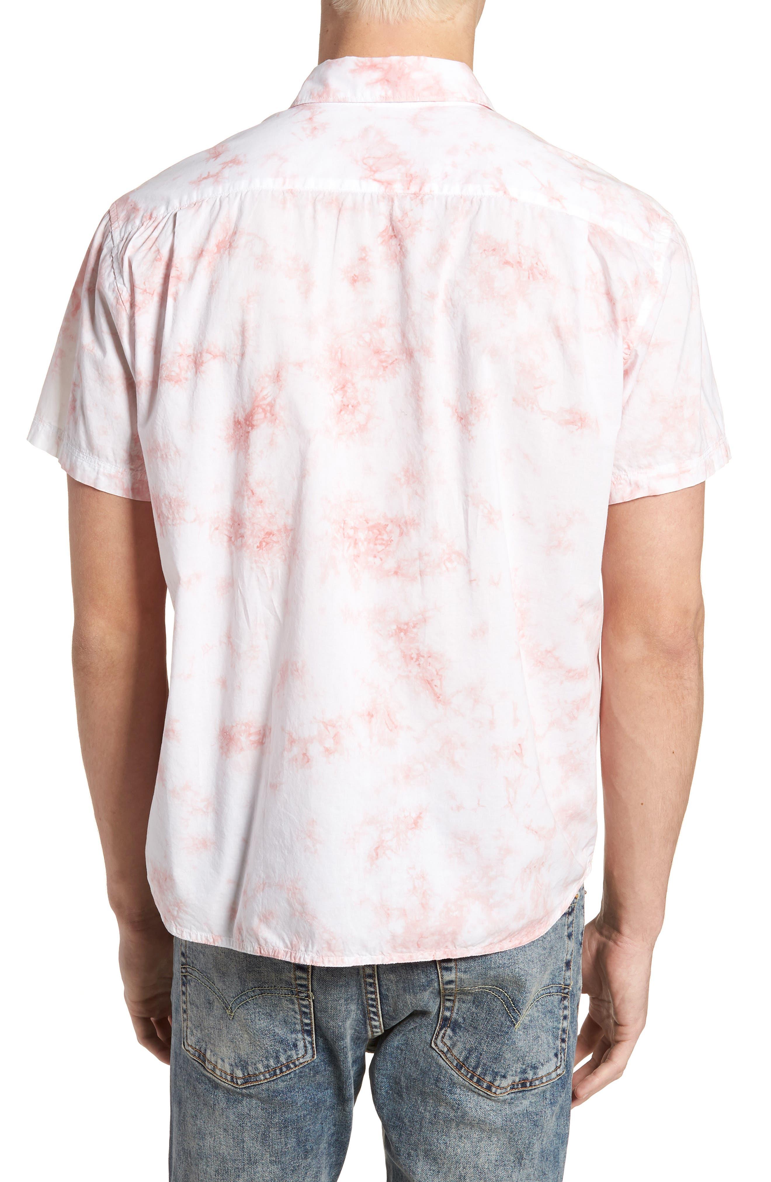 Alternate Image 3  - RVCA Destroy Woven Shirt