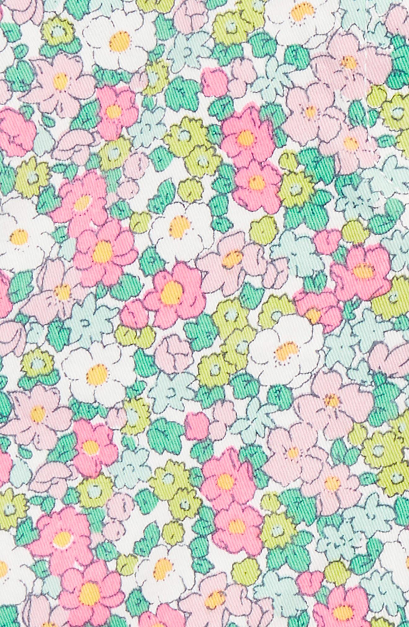 Bright Adventure Shorts,                             Alternate thumbnail 2, color,                             Knockout Pink Vintage Floral