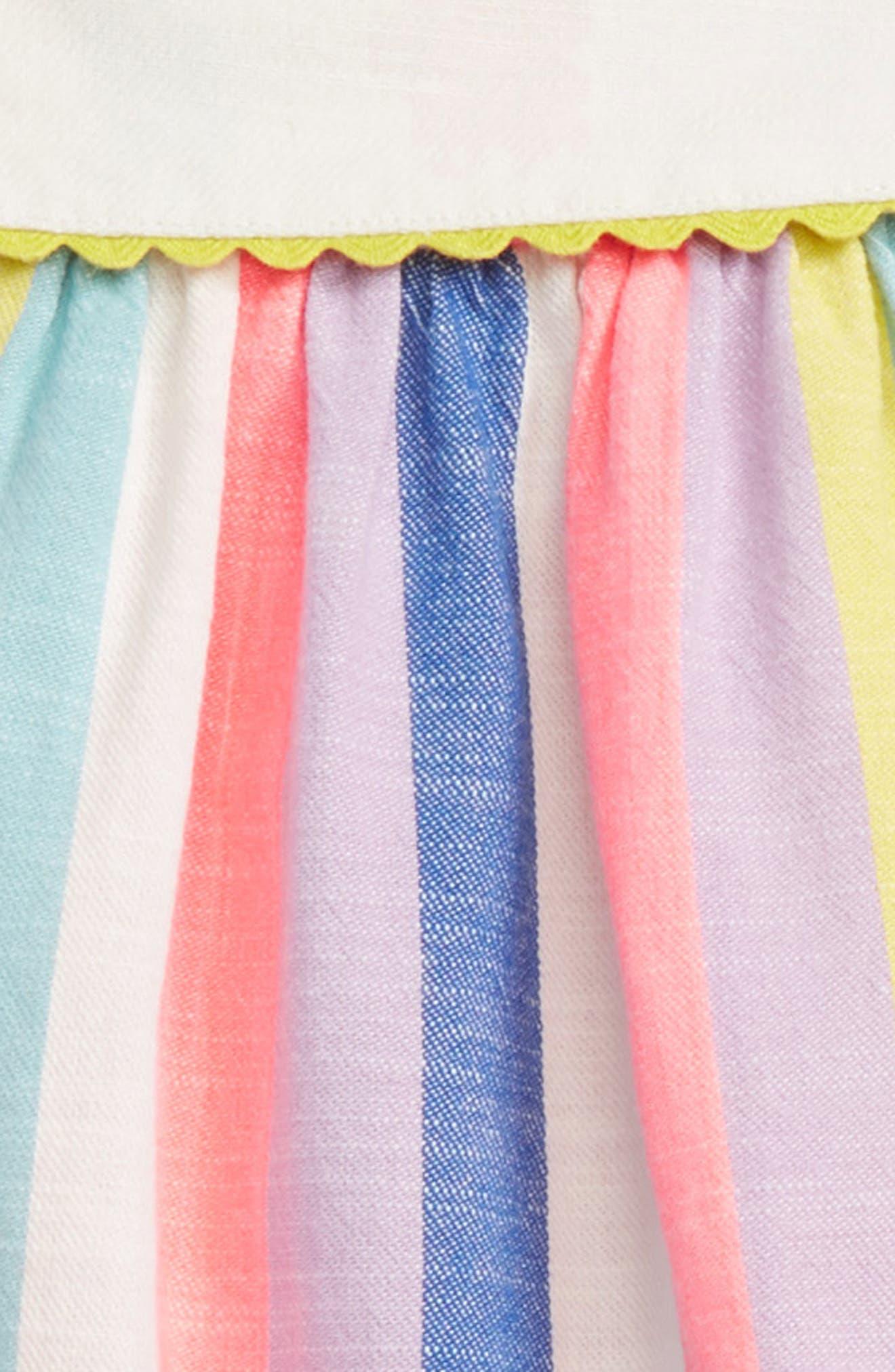 Sailor Dress,                             Alternate thumbnail 2, color,                             Candy Stripe
