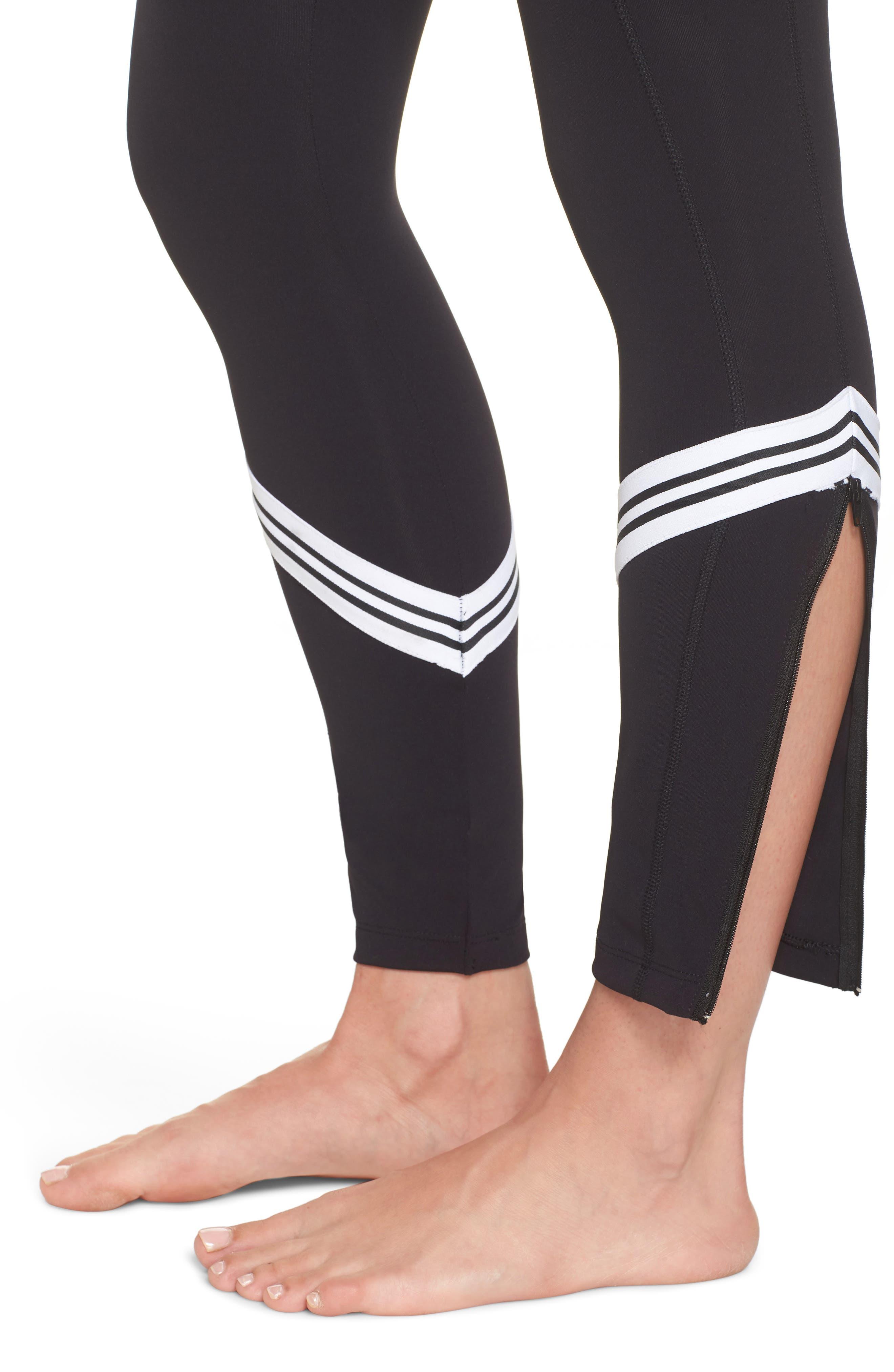 FP Movement Zephyr Leggings,                             Alternate thumbnail 4, color,                             Black