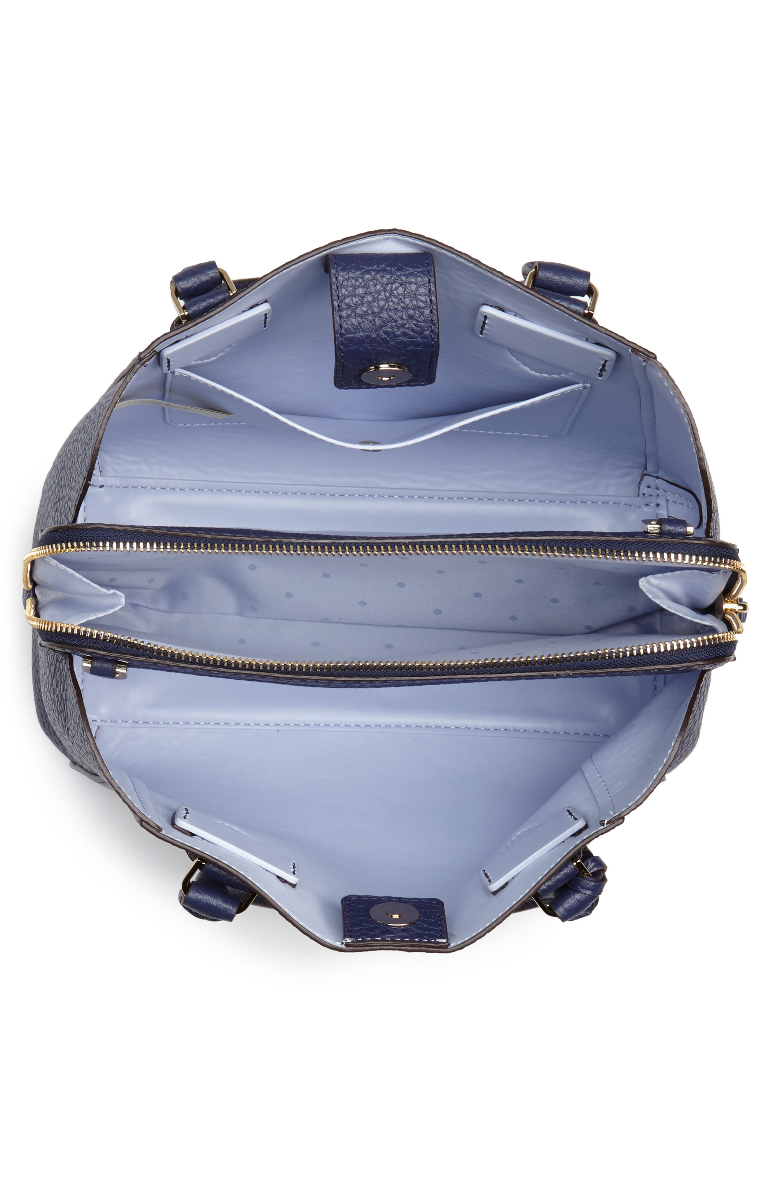 Alternate Image 4  - kate spade new york carter street - aliana leather satchel