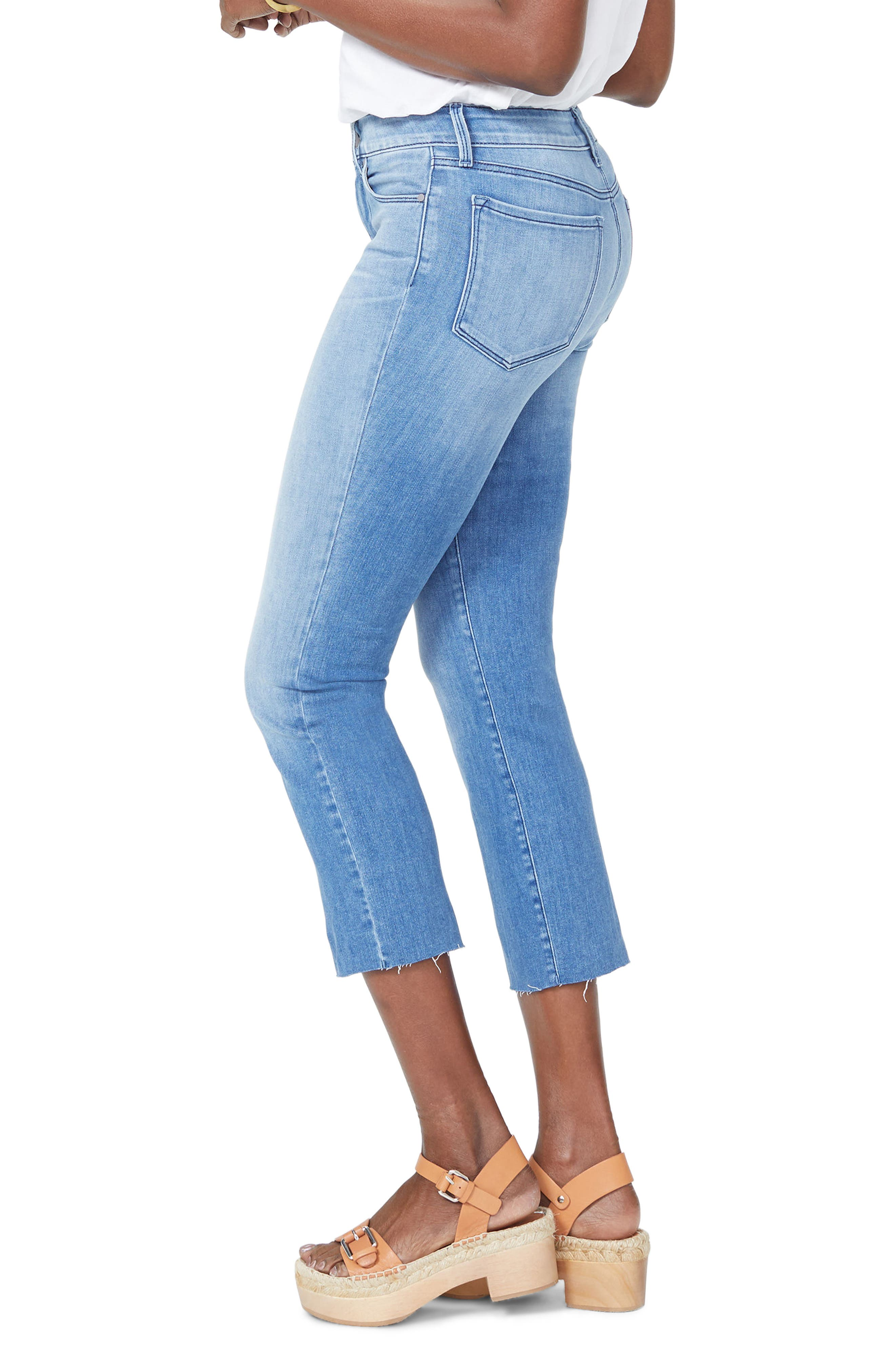 Marilyn Ankle Skinny Jeans,                             Alternate thumbnail 3, color,                             Capitola