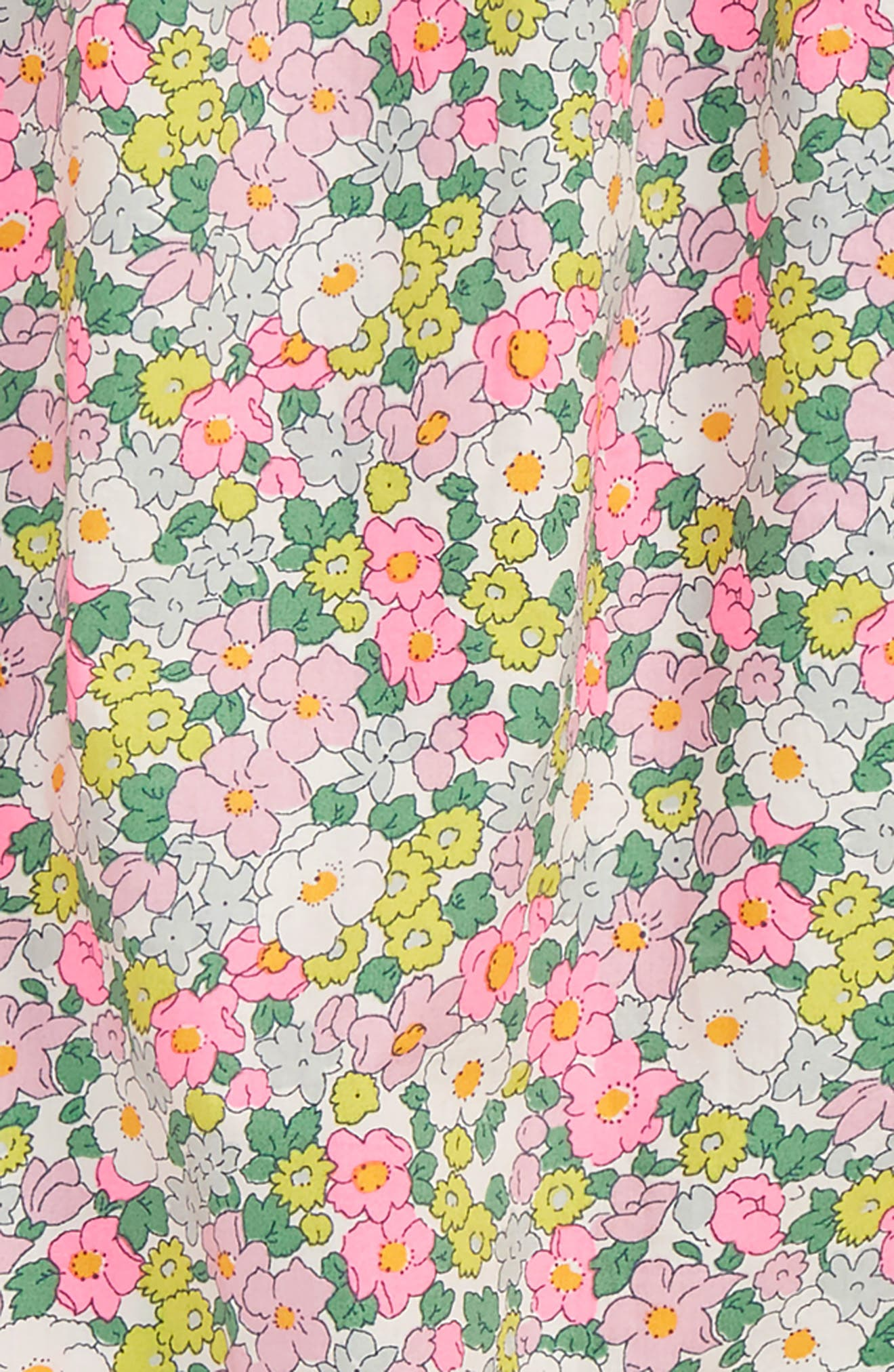 Alternate Image 2  - Mini Boden Pretty Summer Romper (Baby Girls)
