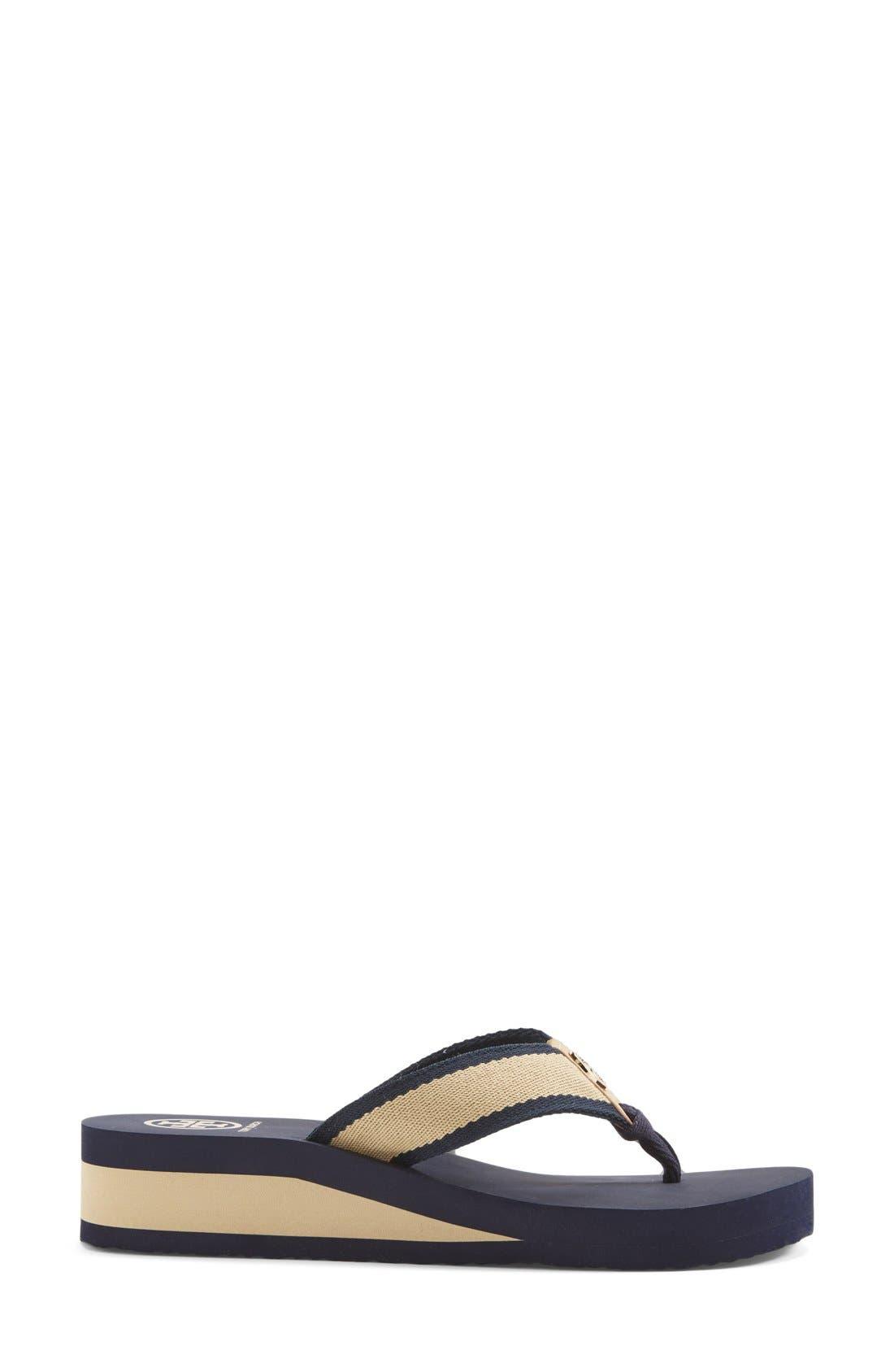 Alternate Image 3  - Tory Burch 'Frankie' Wedge Sandal (Women) (Nordstrom Exclusive)