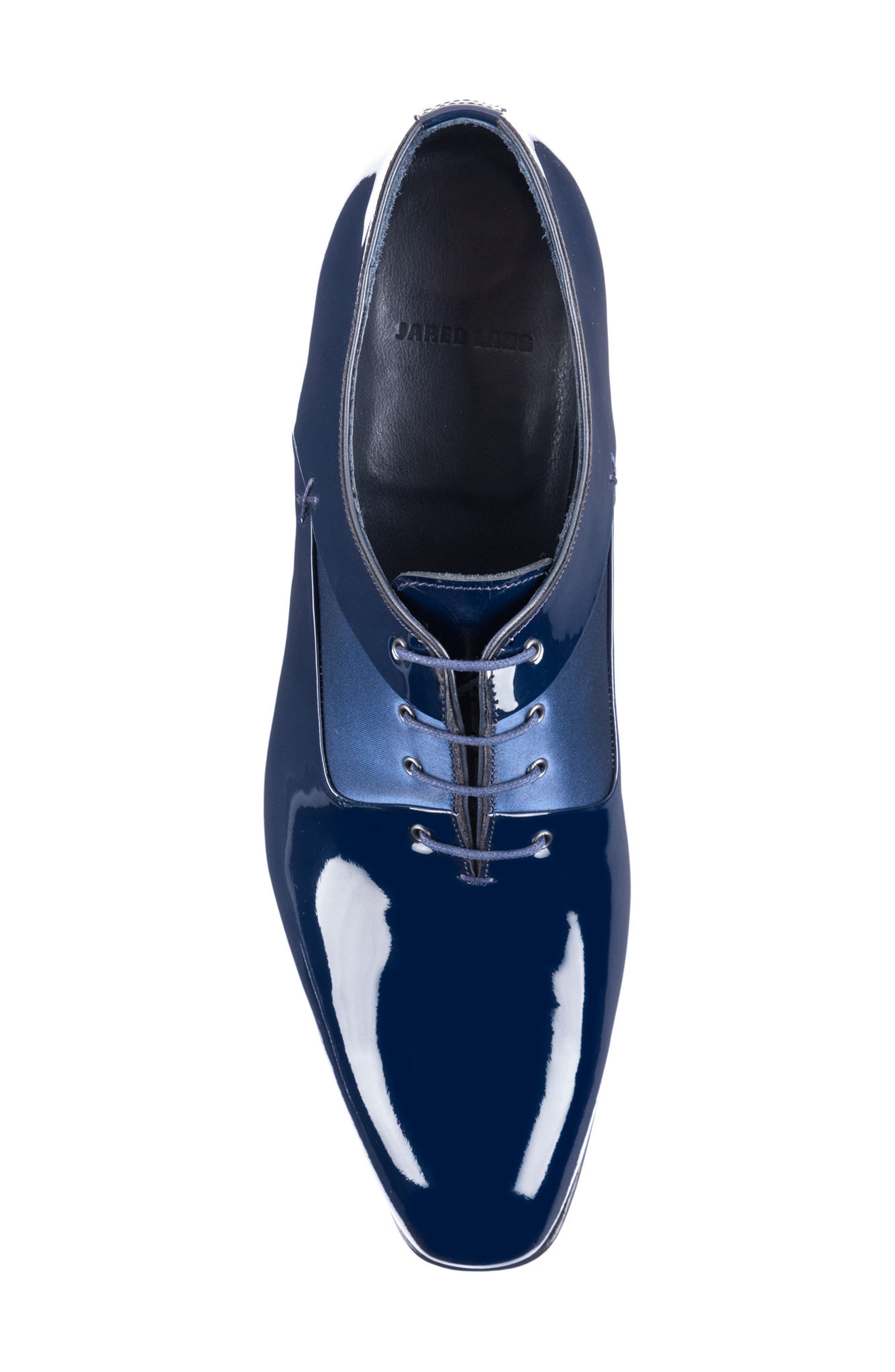 Alternate Image 5  - Jared Lang Matteo Plain Toe Oxford (Men)