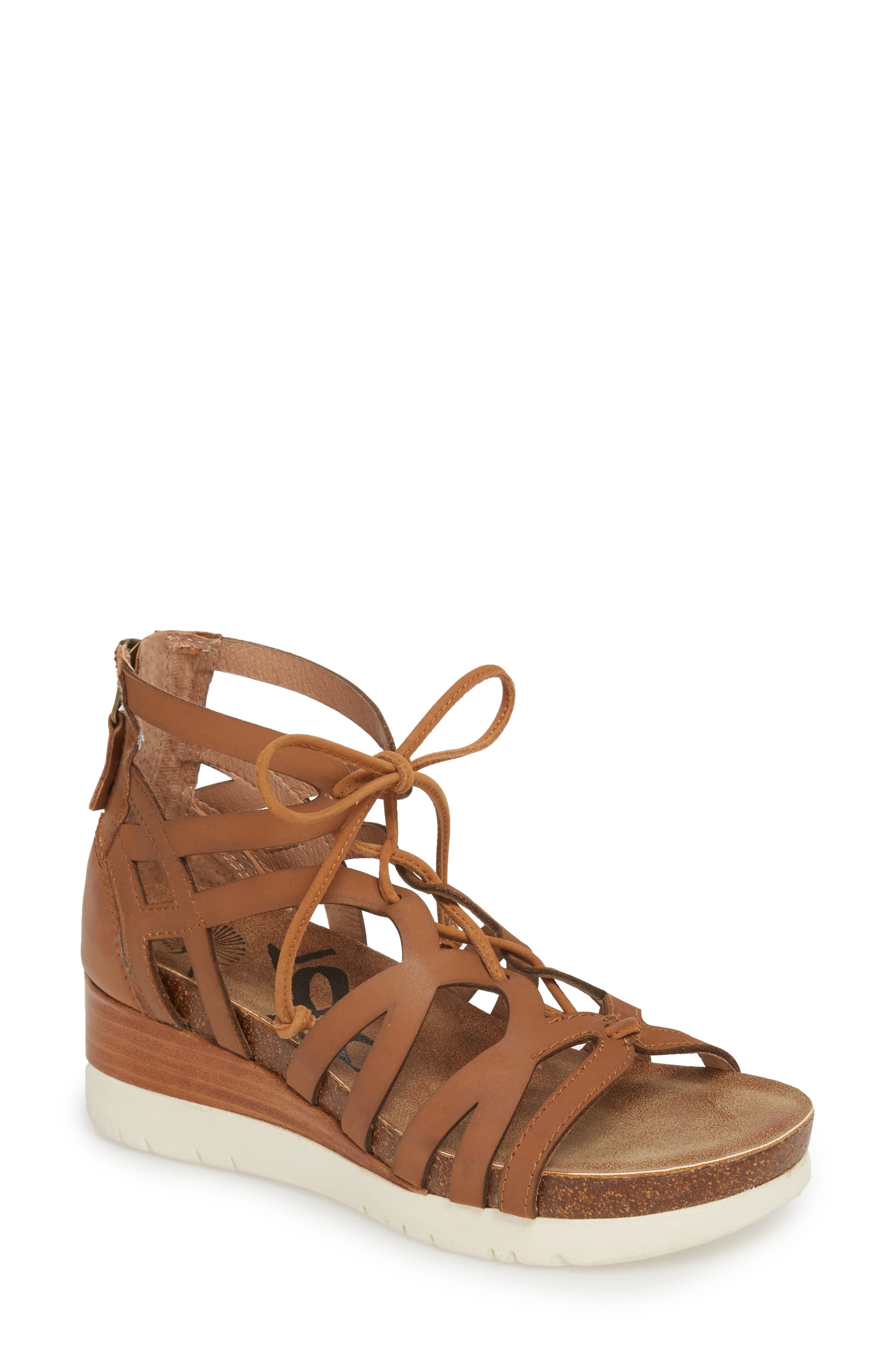 OTBT Escapade Wedge Sandal (Women)