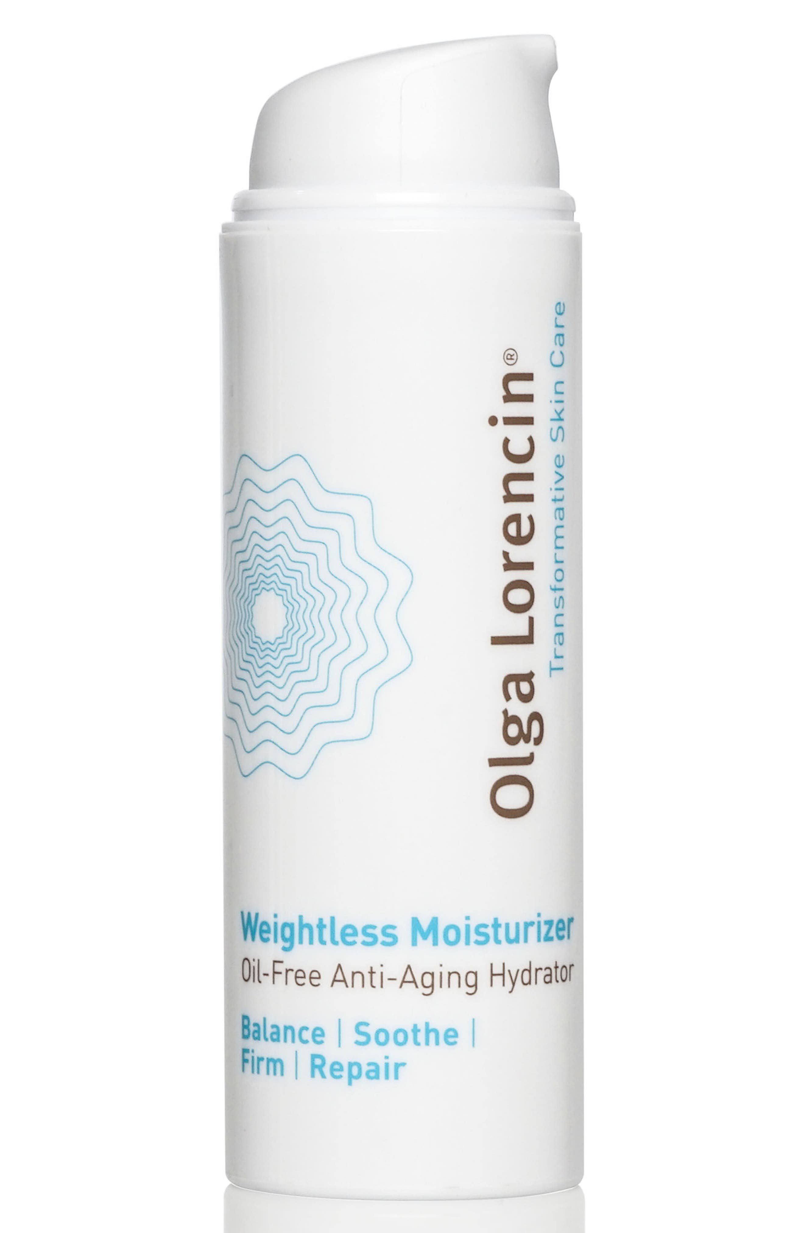 Weightless Moisturizer,                             Main thumbnail 1, color,                             No Color