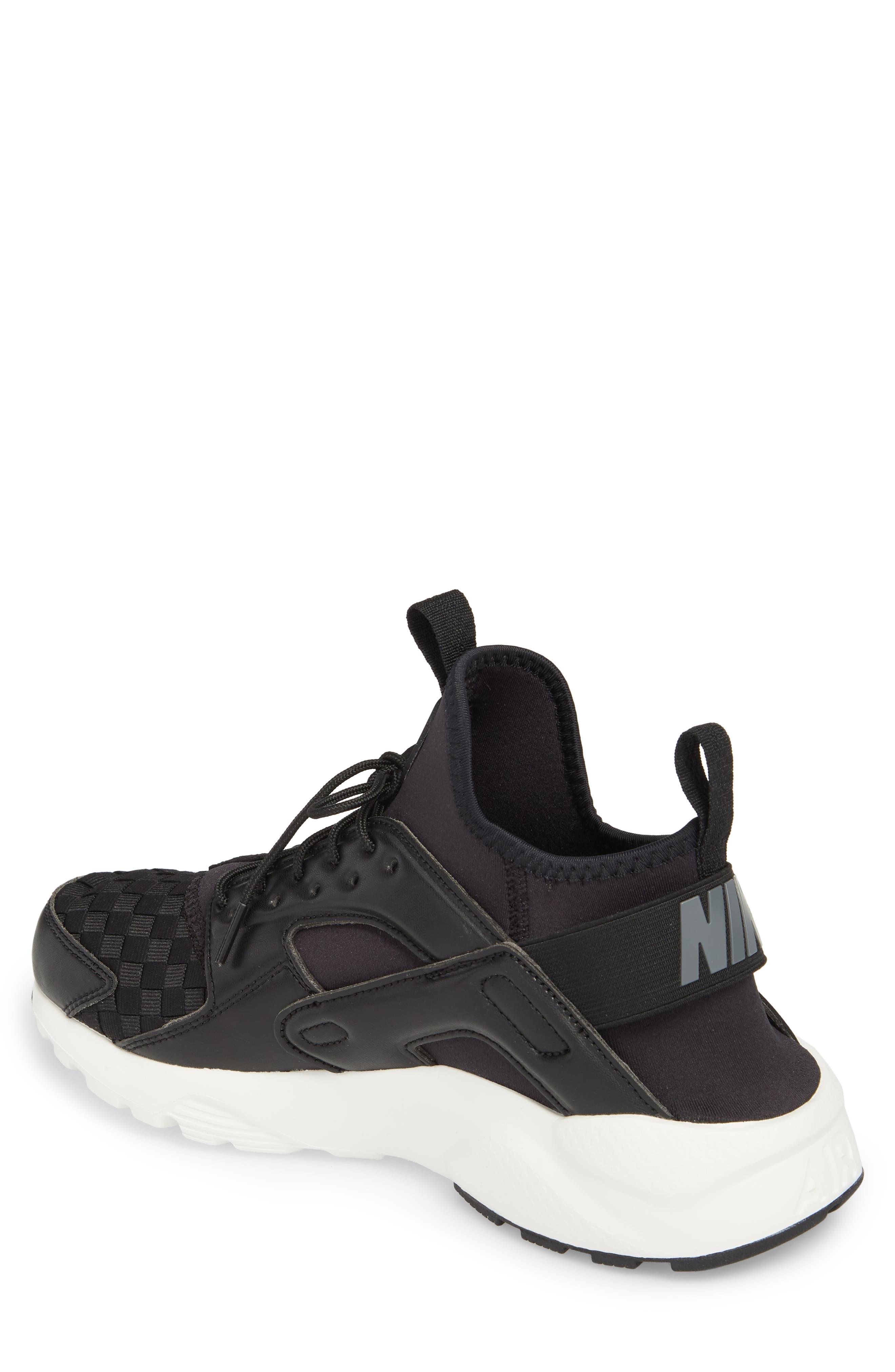 Alternate Image 2  - Nike Air Huarache Run Ultra SE Sneaker (Men)