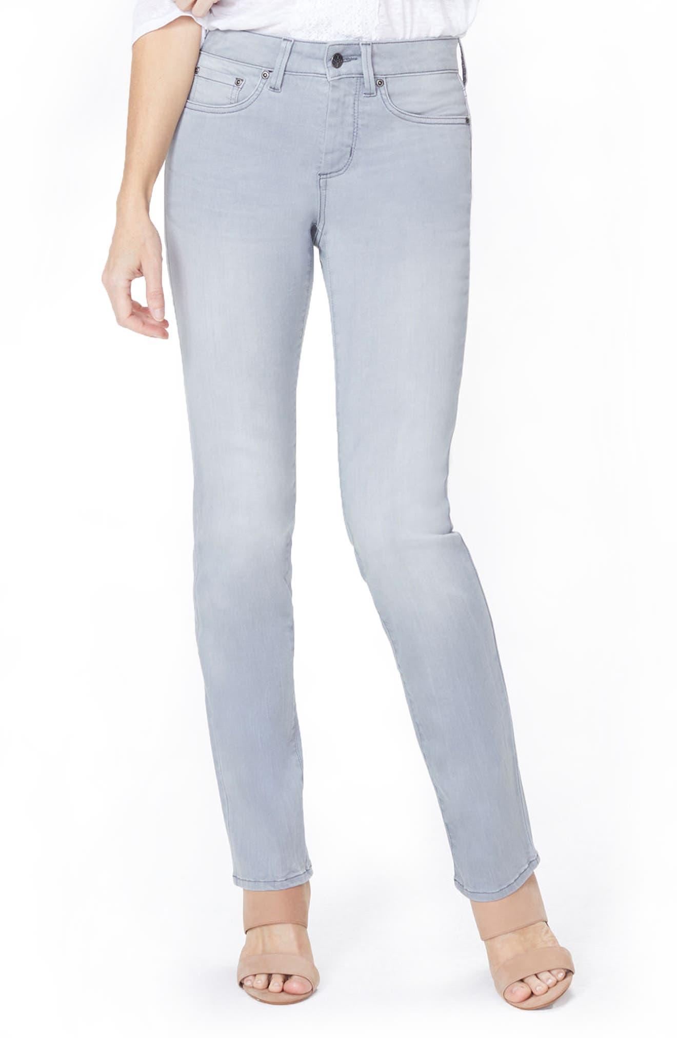 NYDJ Sheri Slim Jeans (Carbon Beach)