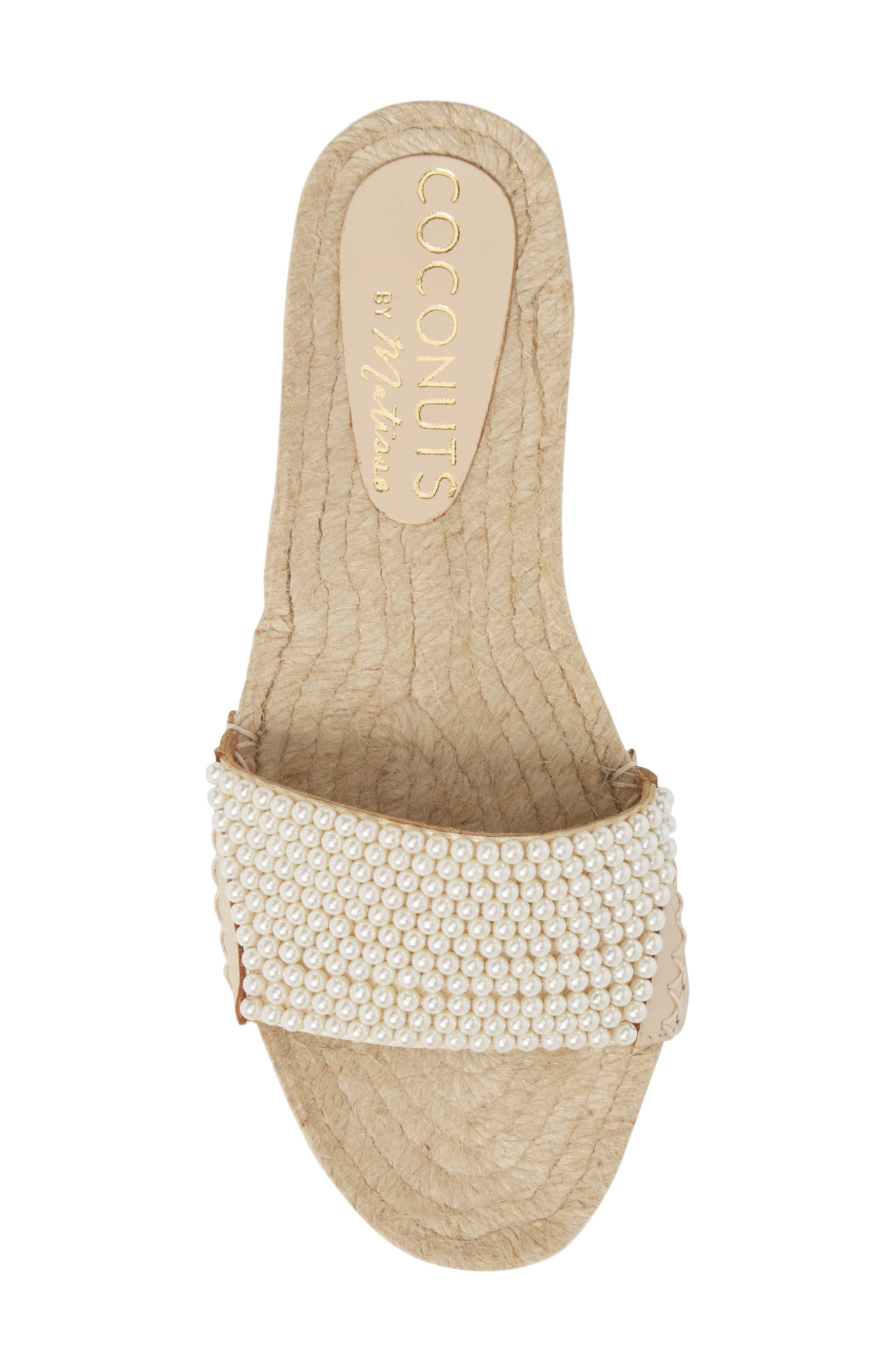 Alternate Image 5  - Coconuts by Matisse Kimay Slide Sandal (Women)